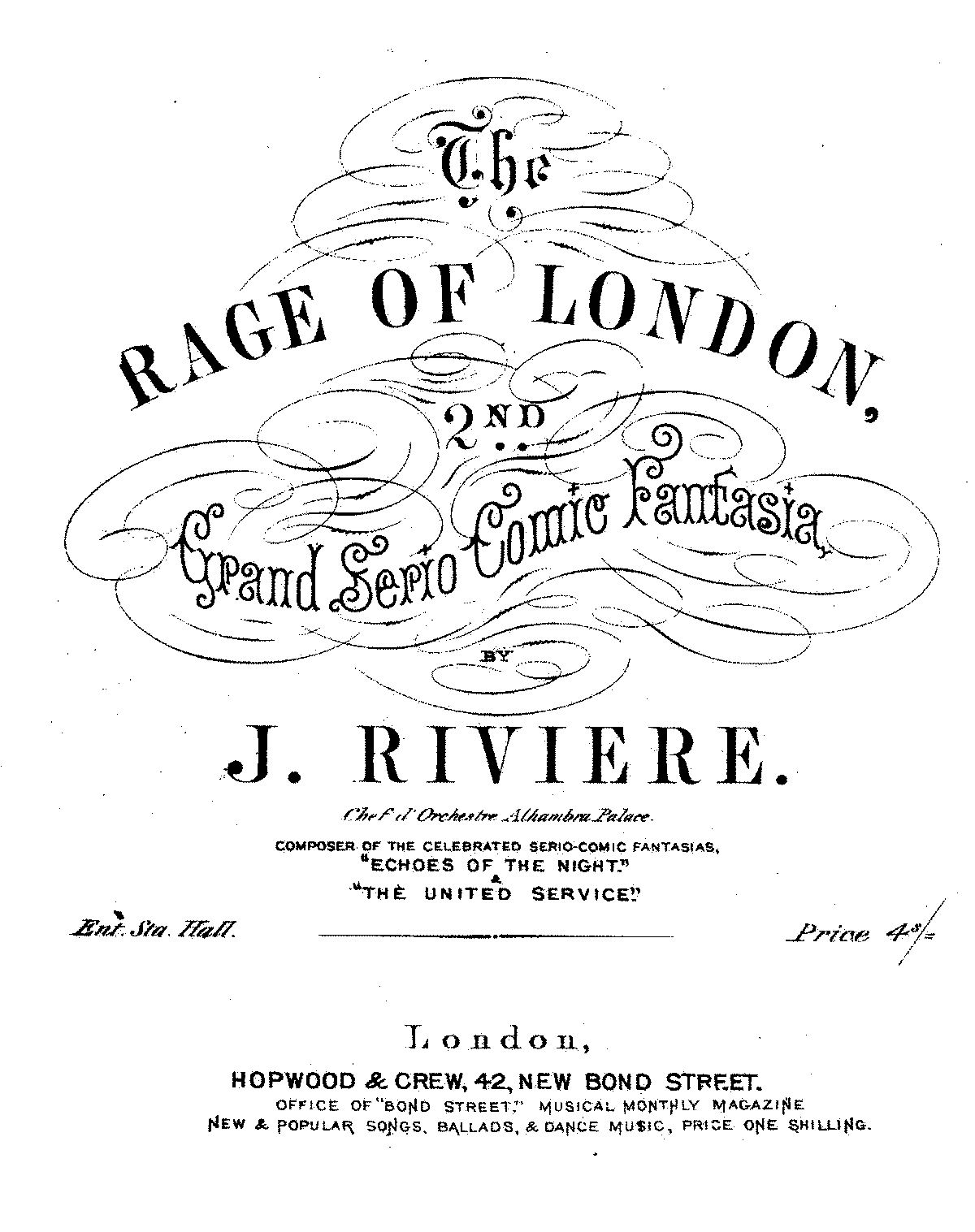 PMLP264369-RIVIERE Rage of London - 2nd Grand Serio-Comic Fantasia - piano solo.pdf