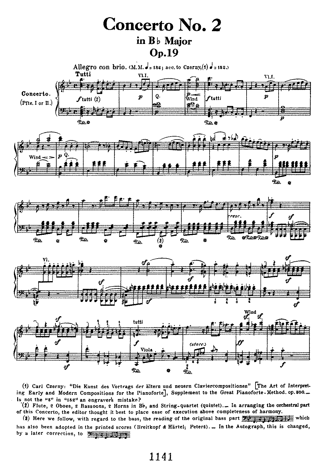 Beethoven - Op.19 - Piano Concerto No.2 (2 Pno Red.).pdf
