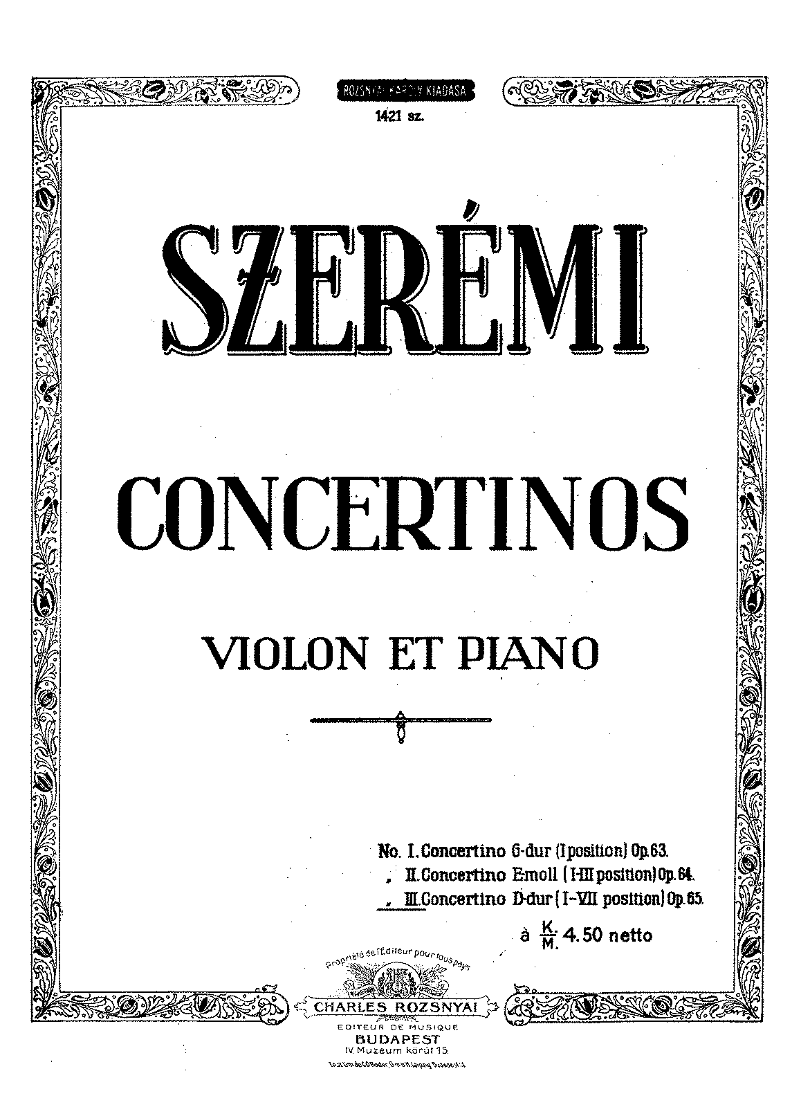 PMLP97375-Szeremi - Concertino No3 in DM Op65 violin piano pno.pdf