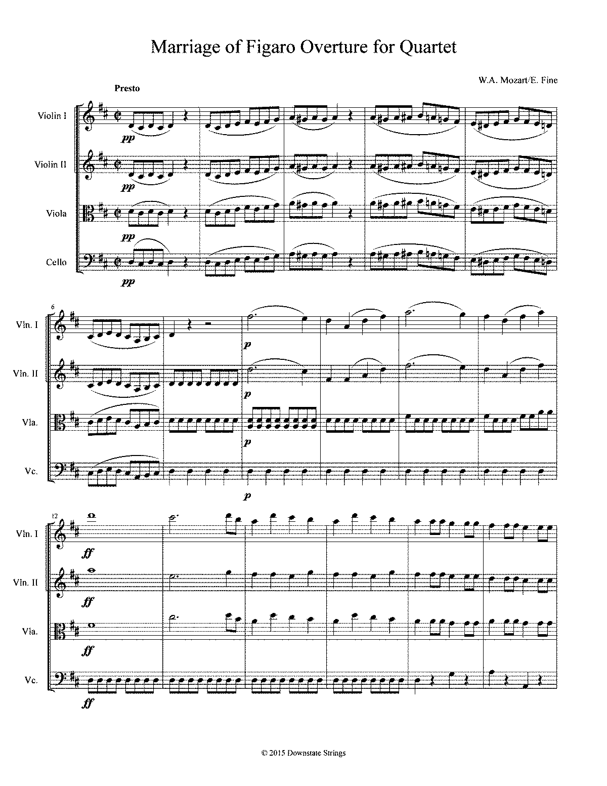 PMLP03845-Marriage of Figaro Overture for Quartet Score and Parts.pdf