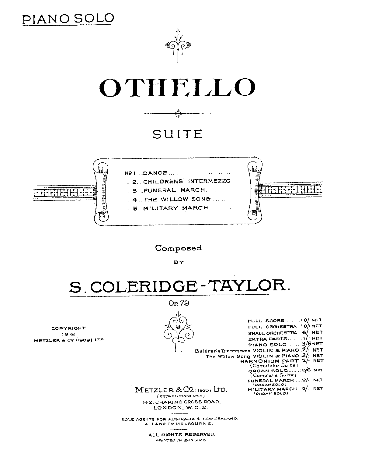 PMLP706083-Coleridge-Taylor Othello Suite Op79.pdf