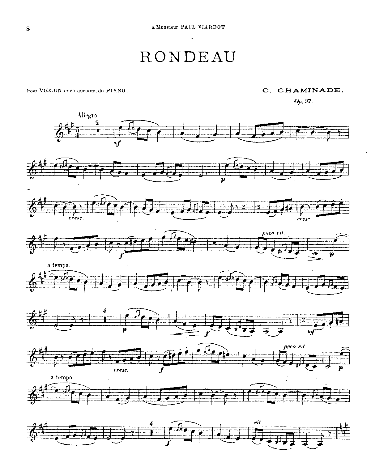PMLP119878-Chaminade - Rondeau, Op. 97 (violin and piano).pdf