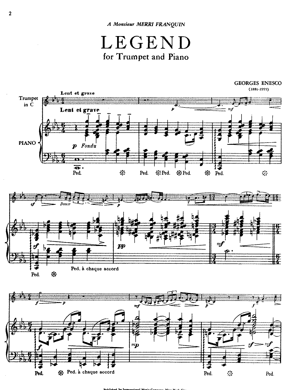 Enesco - Légende (trumpet and piano).pdf