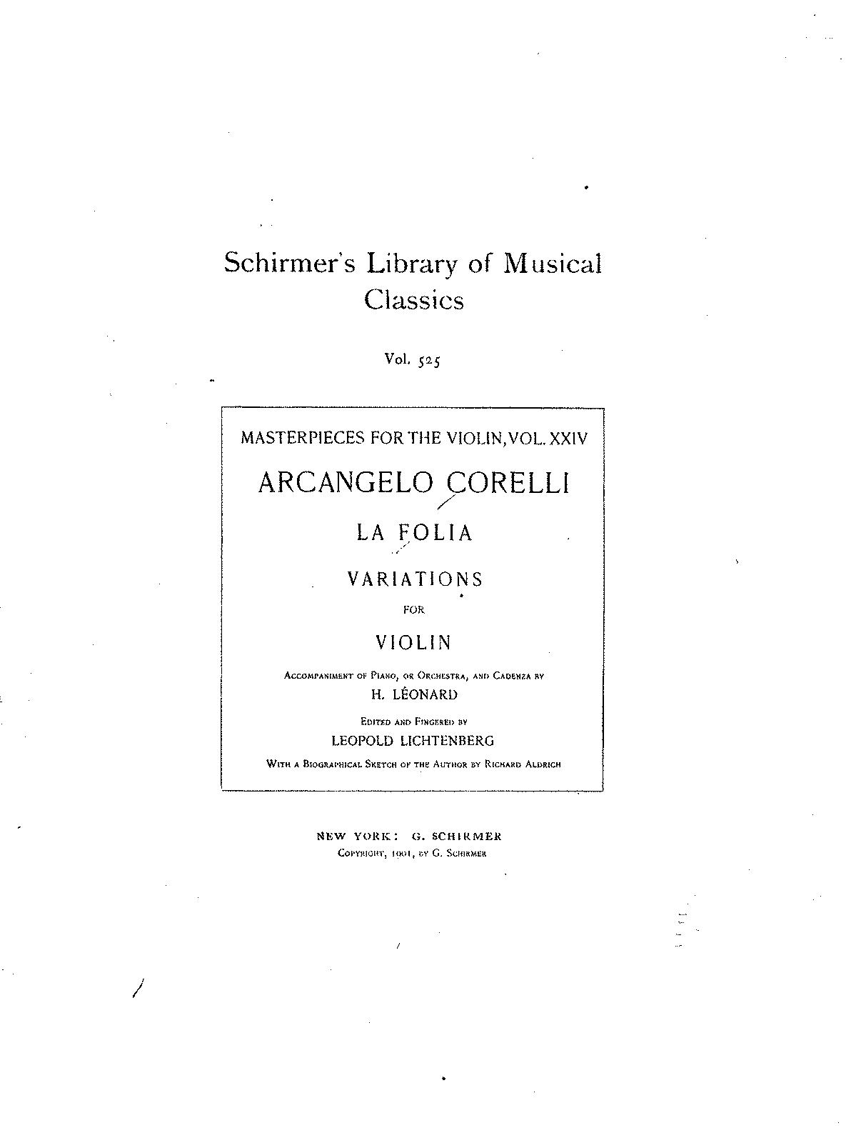 la folia corelli suzuki pdf