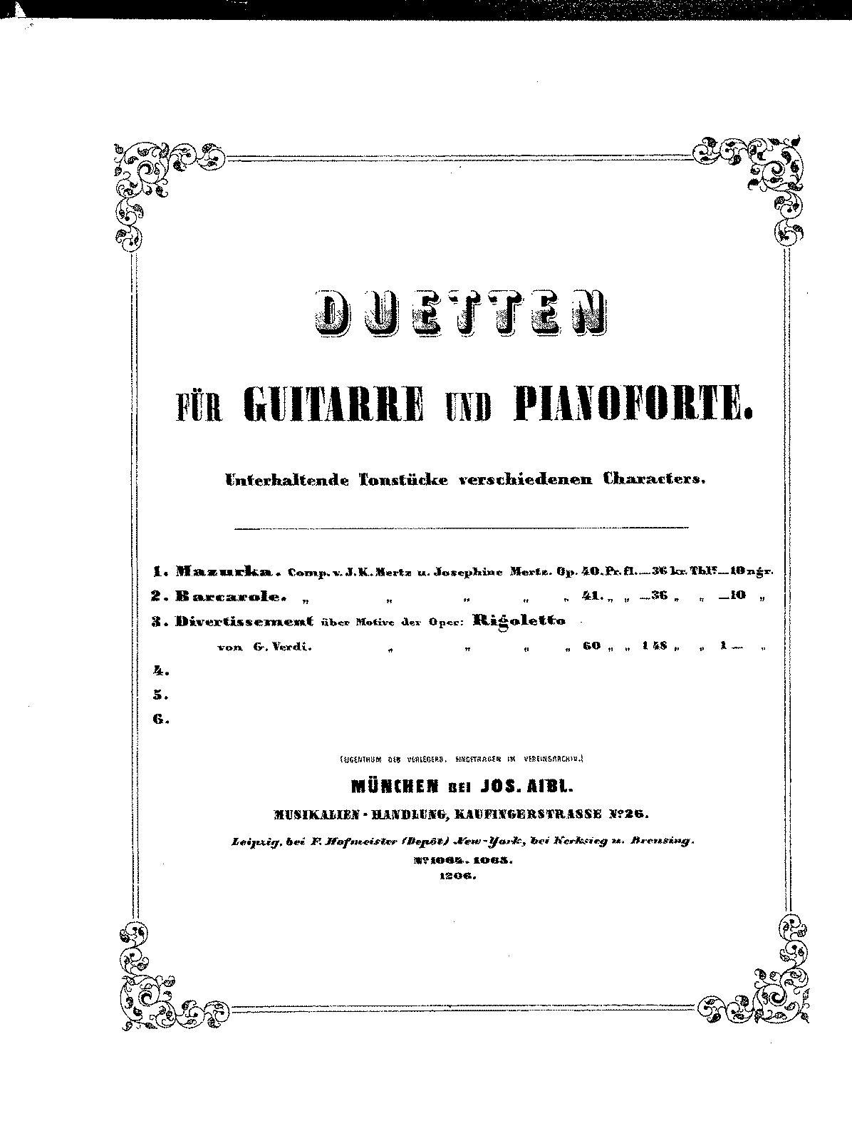 Mertz - Op.60 - Divertissement on Rigoletto (git, pno).pdf