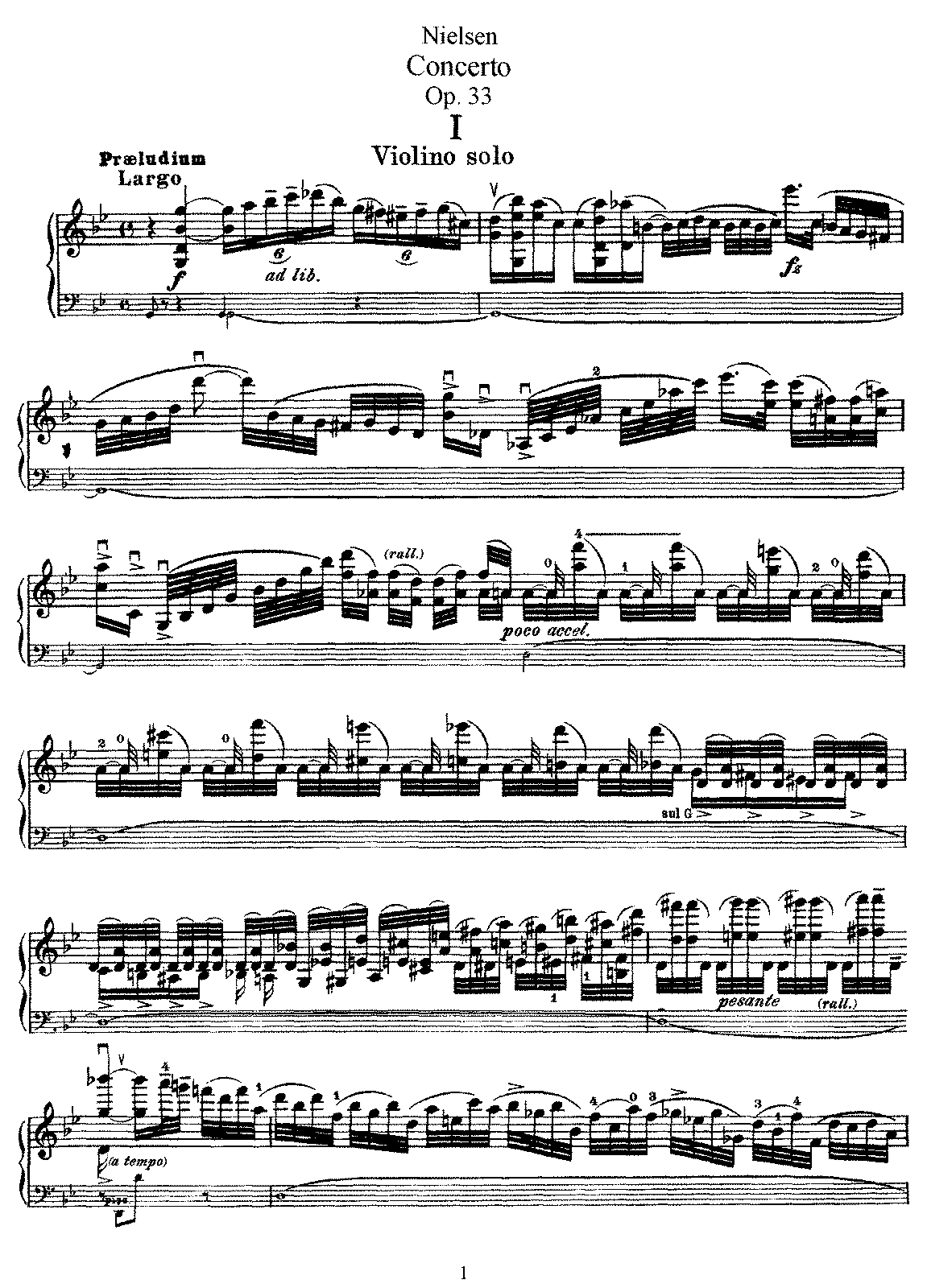 carl nielsen flute concerto analysis essay