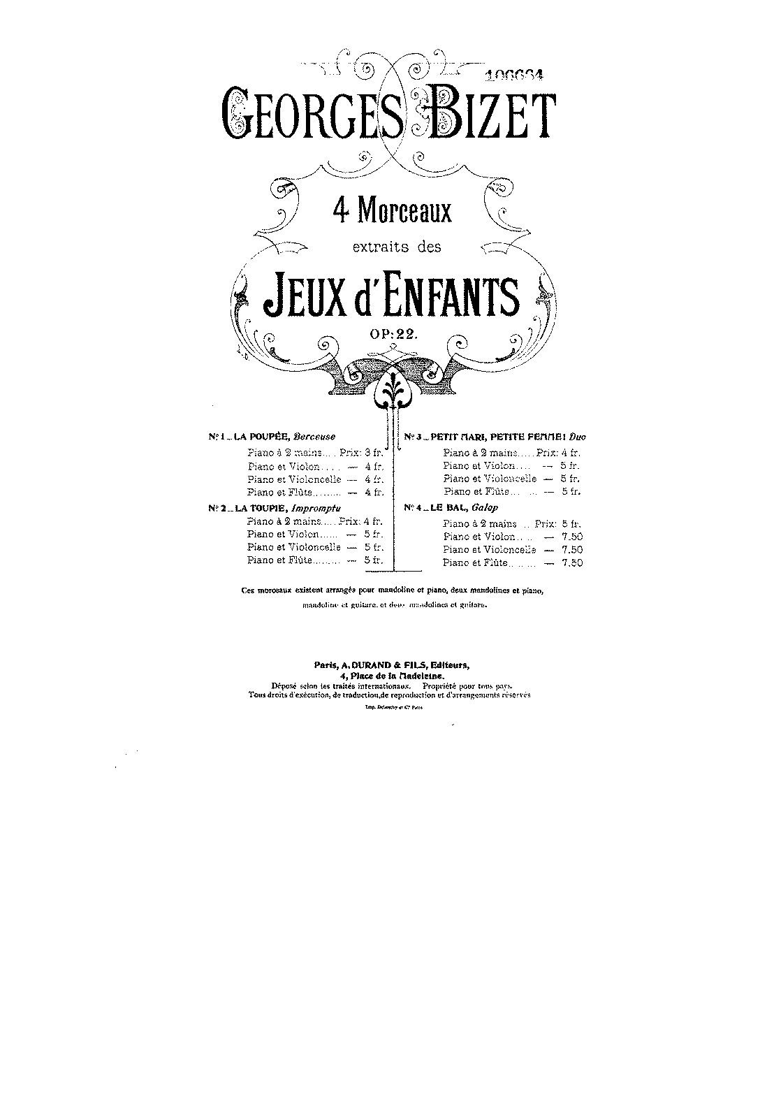 PMLP06475-Bizet - La Toupie Impromptu for Cello and Piano Extrait No2 des Jeux d'enfants Op22 score.pdf
