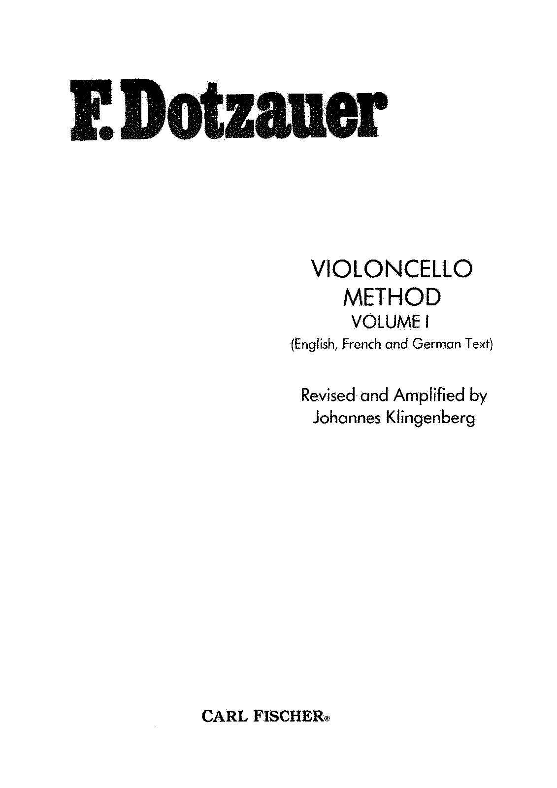 PMLP57843-Dotzauer - Violoncello Method Vol-01 cello.pdf