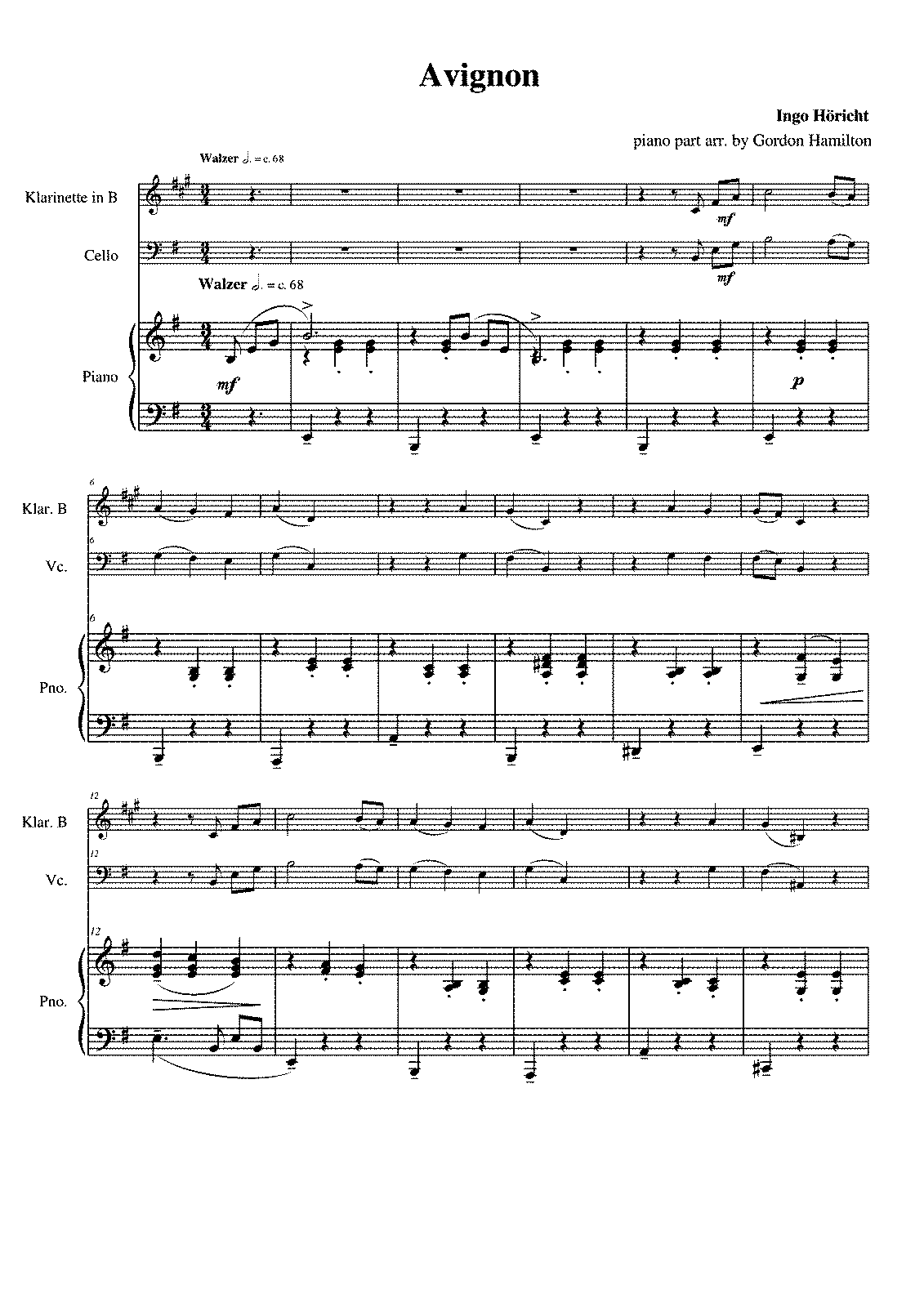 PMLP377647-Avignon Cello, Bb-Klarinette Piano Score and Parts.pdf