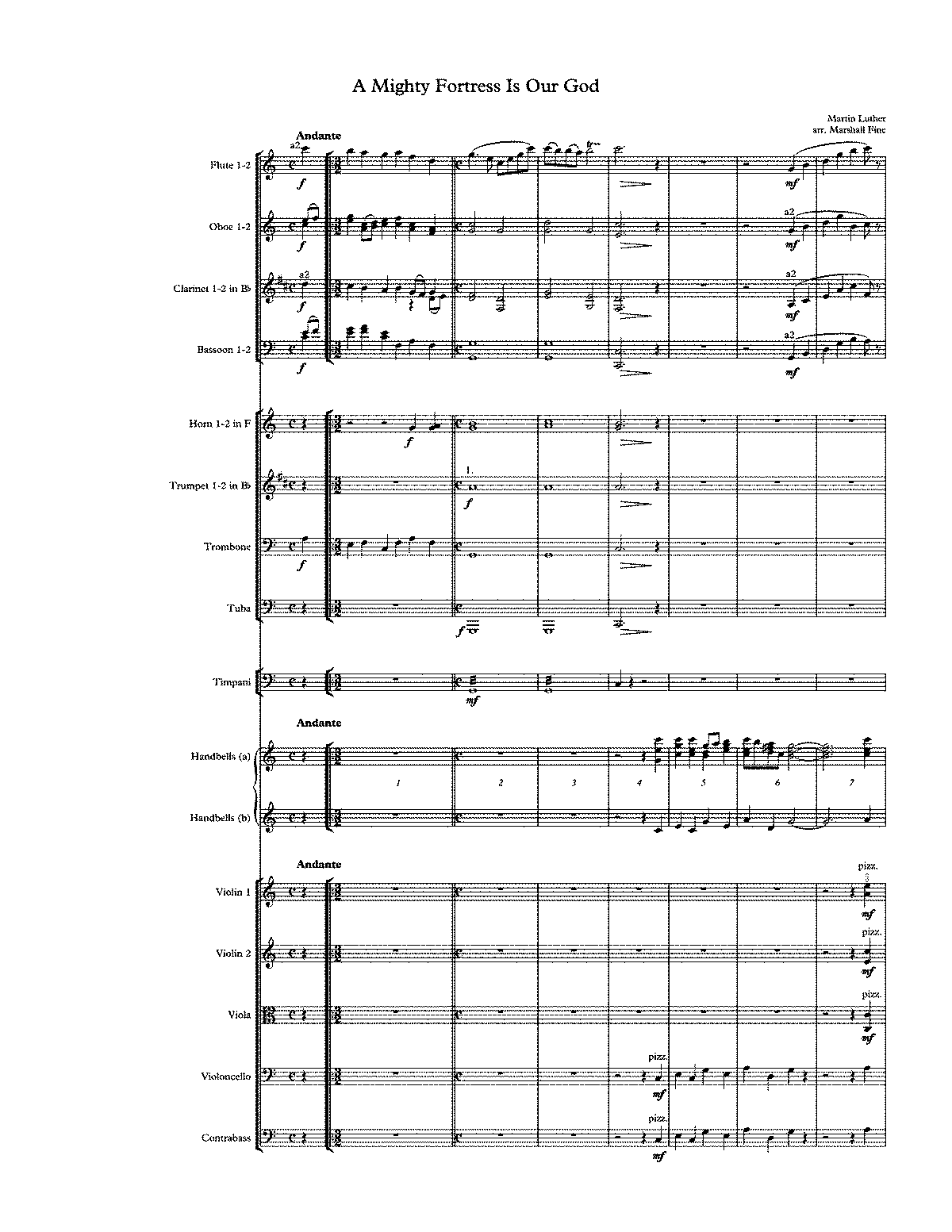 PMLP550711-Handbell Mighty Fortress - score and parts.pdf