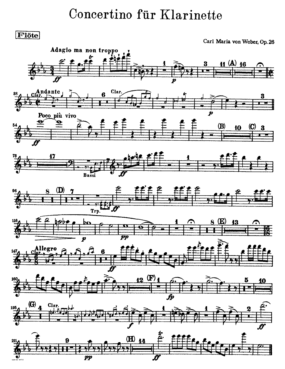 PMLP06240-Weber Clarinet concertino Op26 Woodwinds.pdf