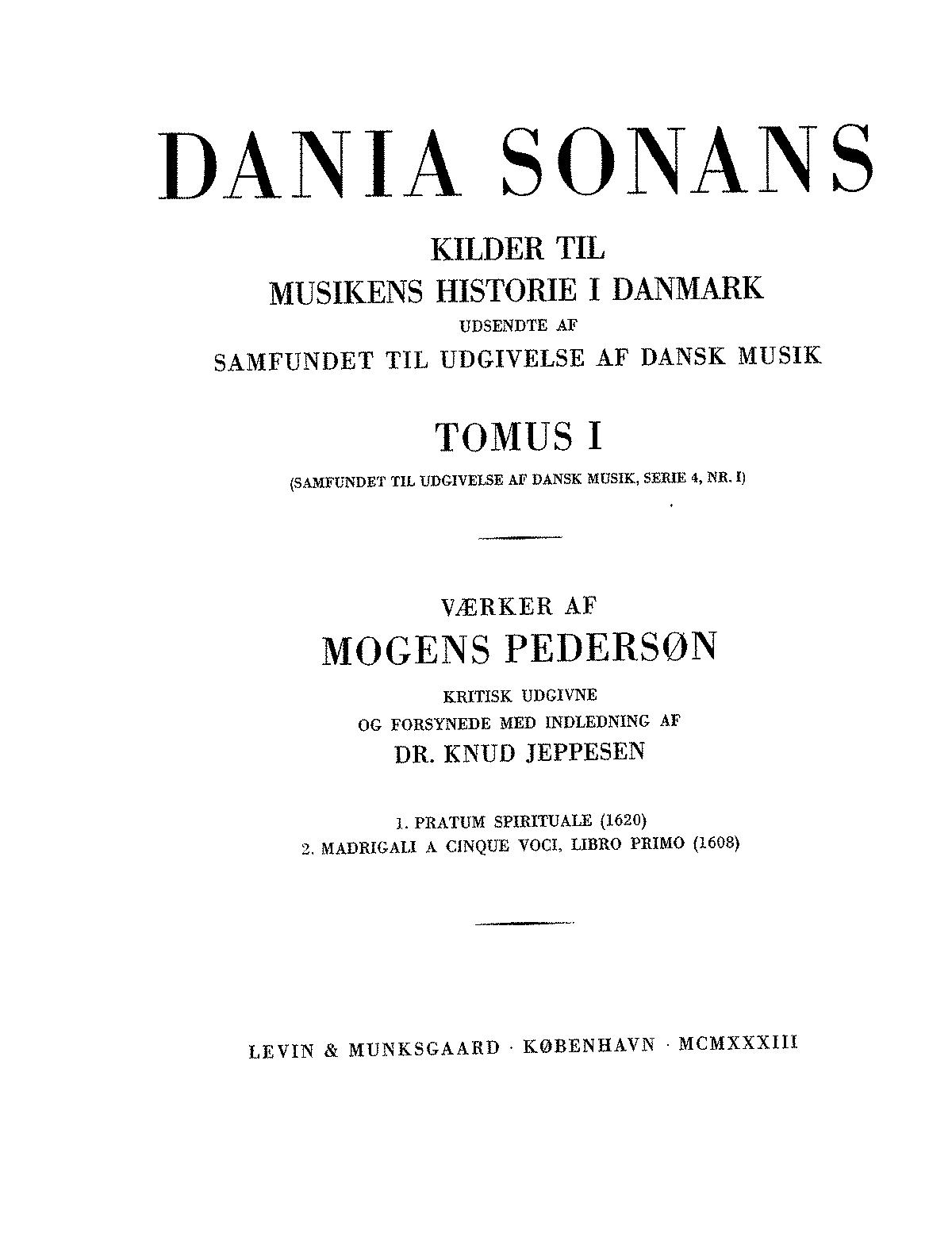 danmarks historien dr