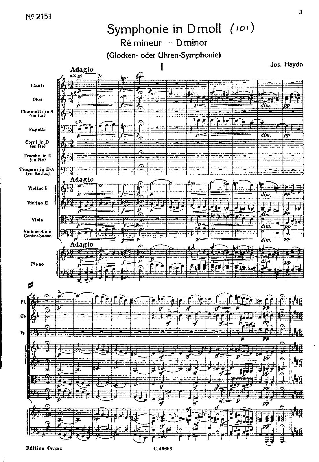 C Ph E Bach Hamburger Sinfonien Concerti Freiburger ...