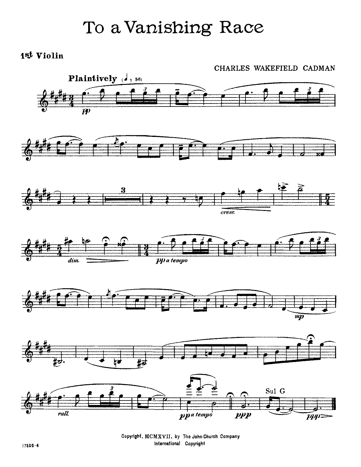 PMLP418206-CADMAN Vanishing Race string orch score, parts.pdf