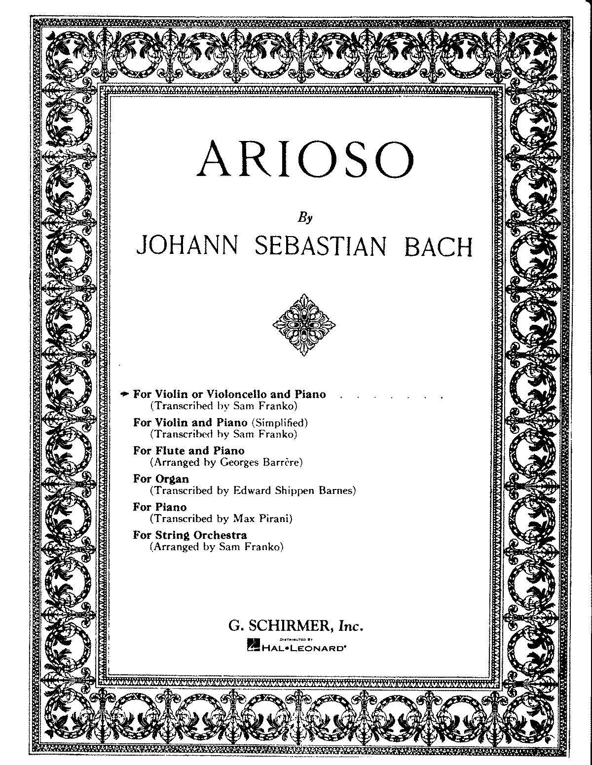 Bach-Franko - Arioso for pno & vln or celo.pdf