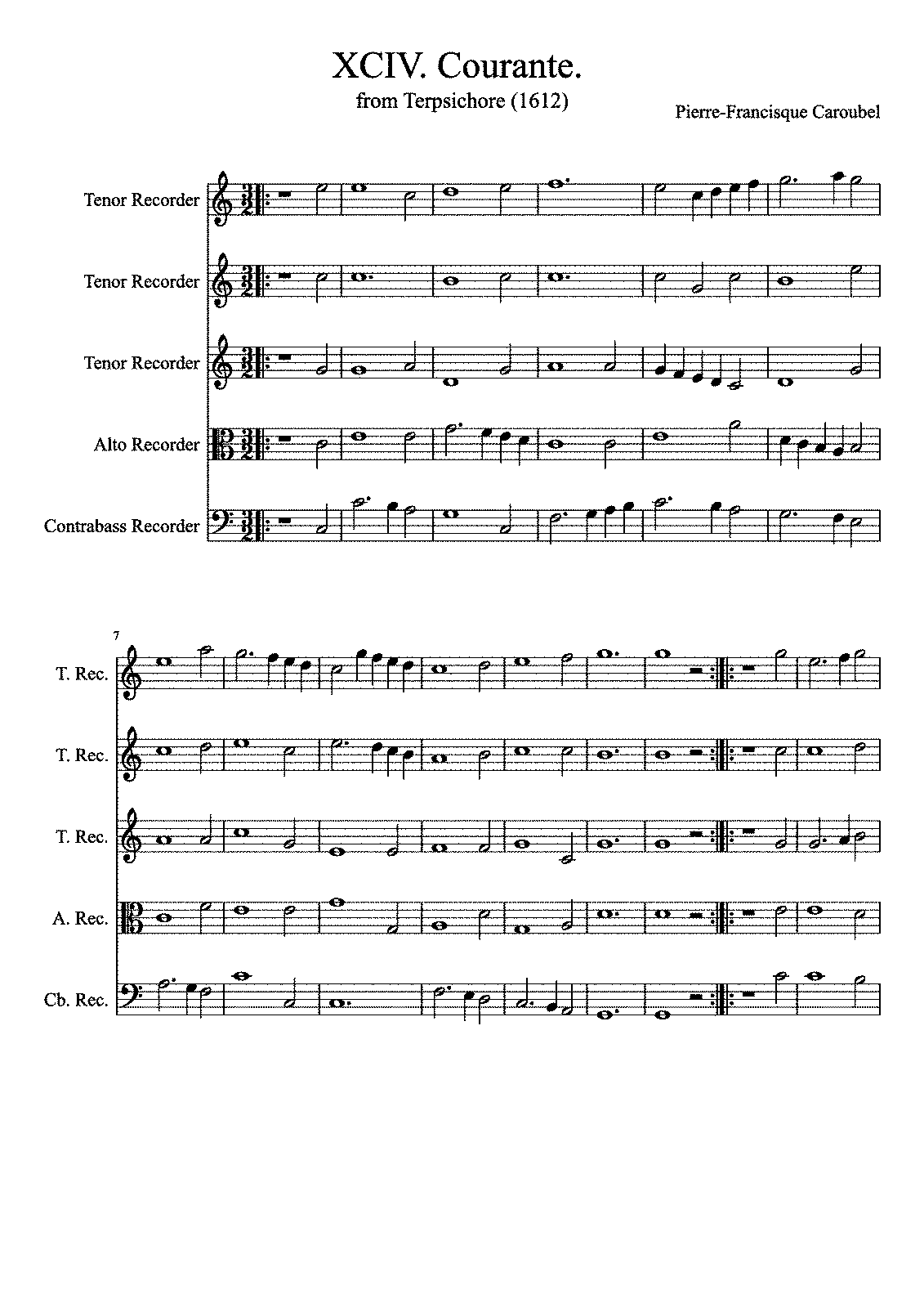 PMLP591870-XCIV Courante from Terpsichore Francisque Caroubel 1612.pdf