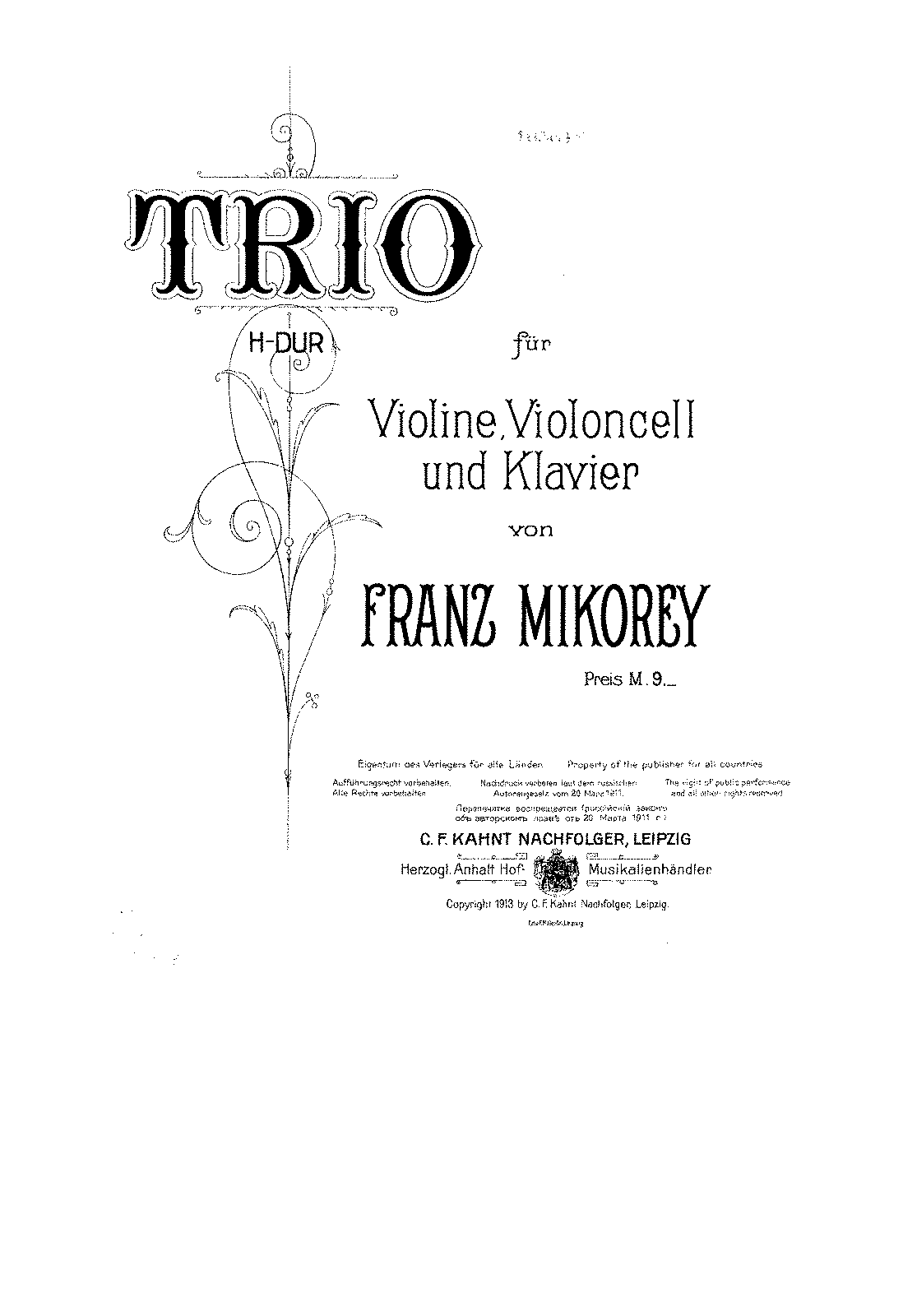 PMLP100759-Mikorey - Piano Trio in B Major piano.pdf
