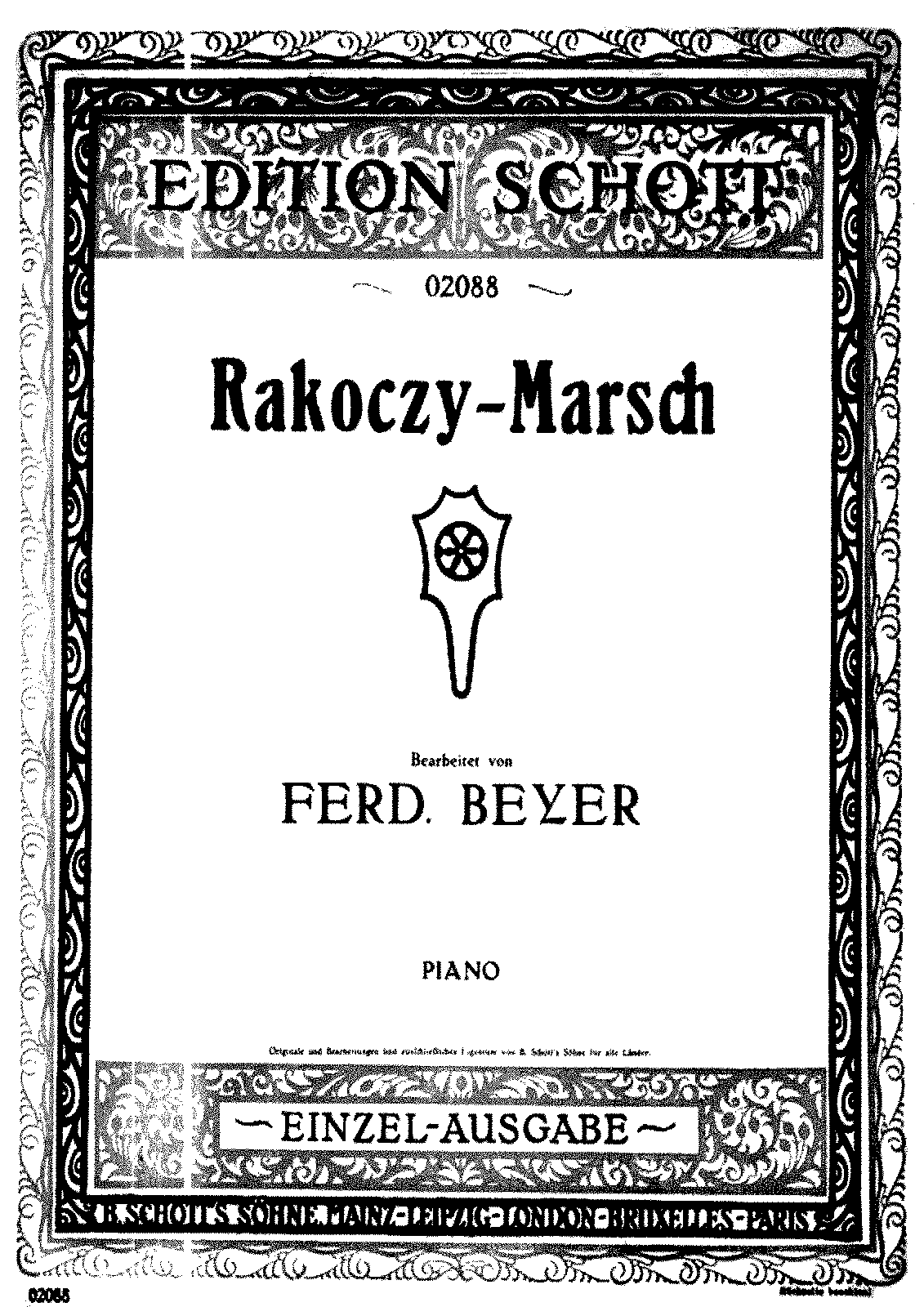 PMLP334806-Beyer - Rakoczy March - (Marche Hongroise).pdf