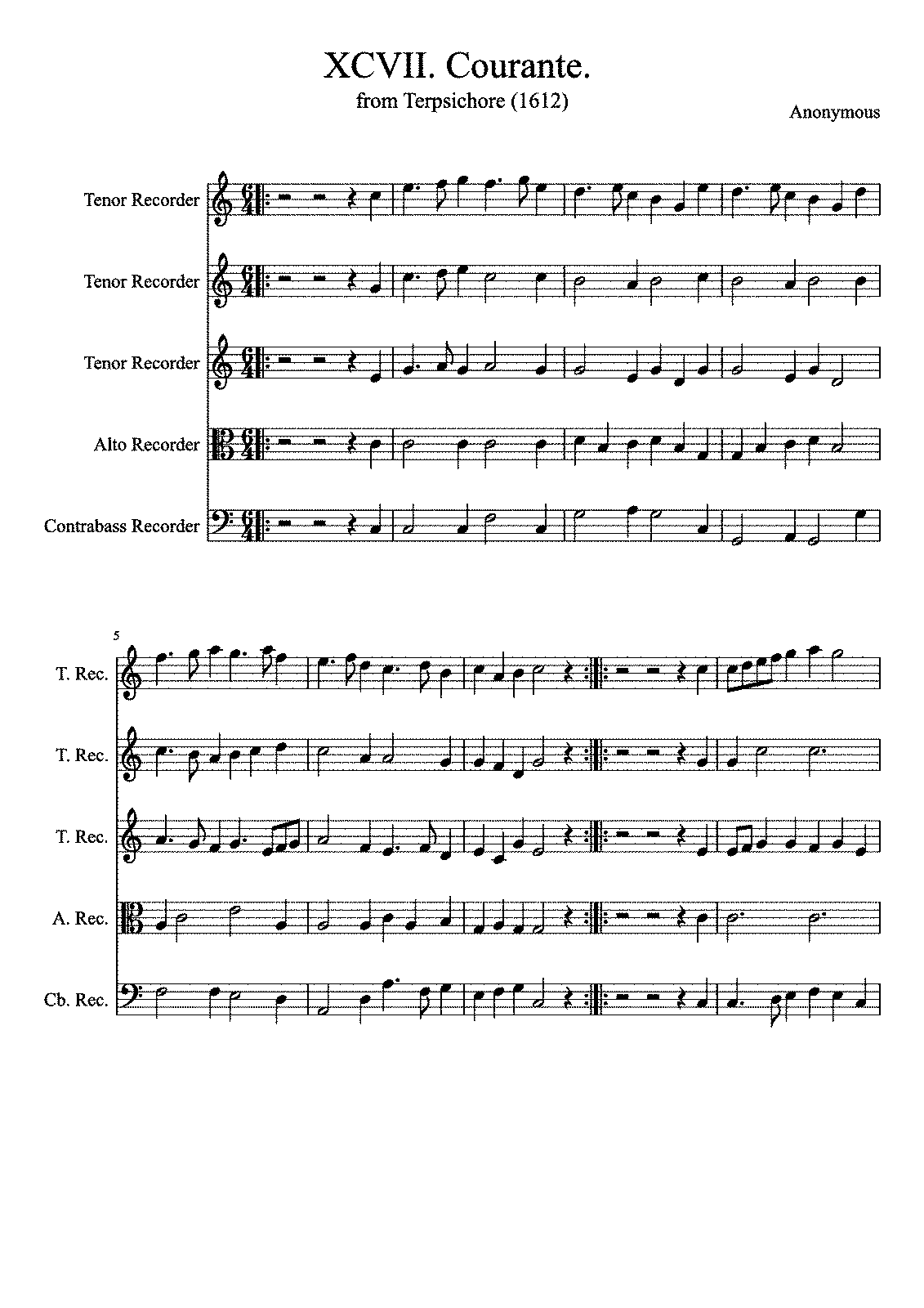 PMLP592010-XCVII Courante from Terpsichore Anonymous 1612.pdf