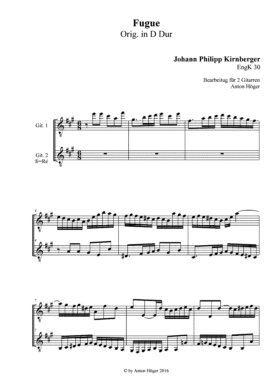 PMLP633318-Kirnberger, Johann Philipp - Fugue in D major, EngK 30-2Git.pdf