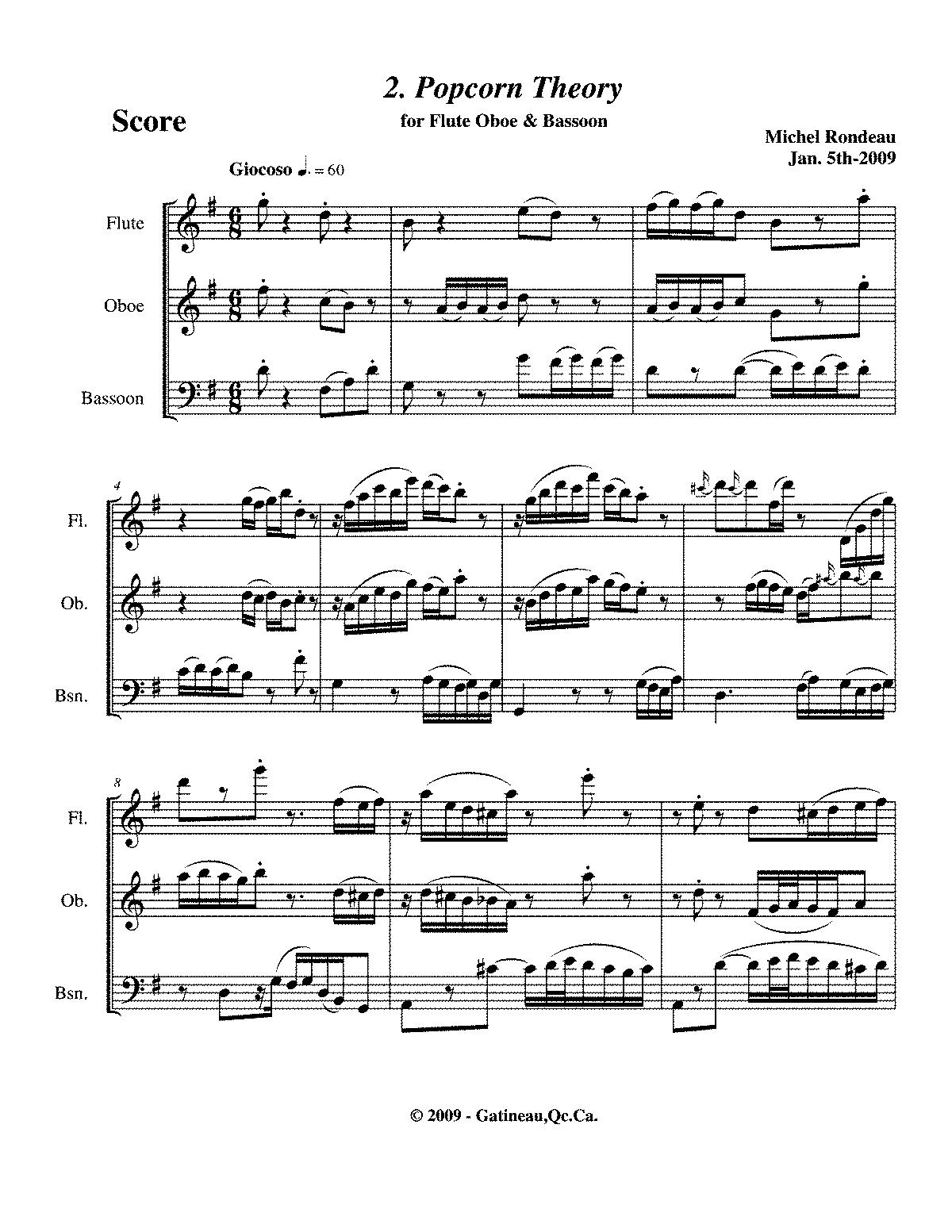 Suite No.18 \'Children Suite\' (Rondeau, Michel) - IMSLP/Petrucci ...
