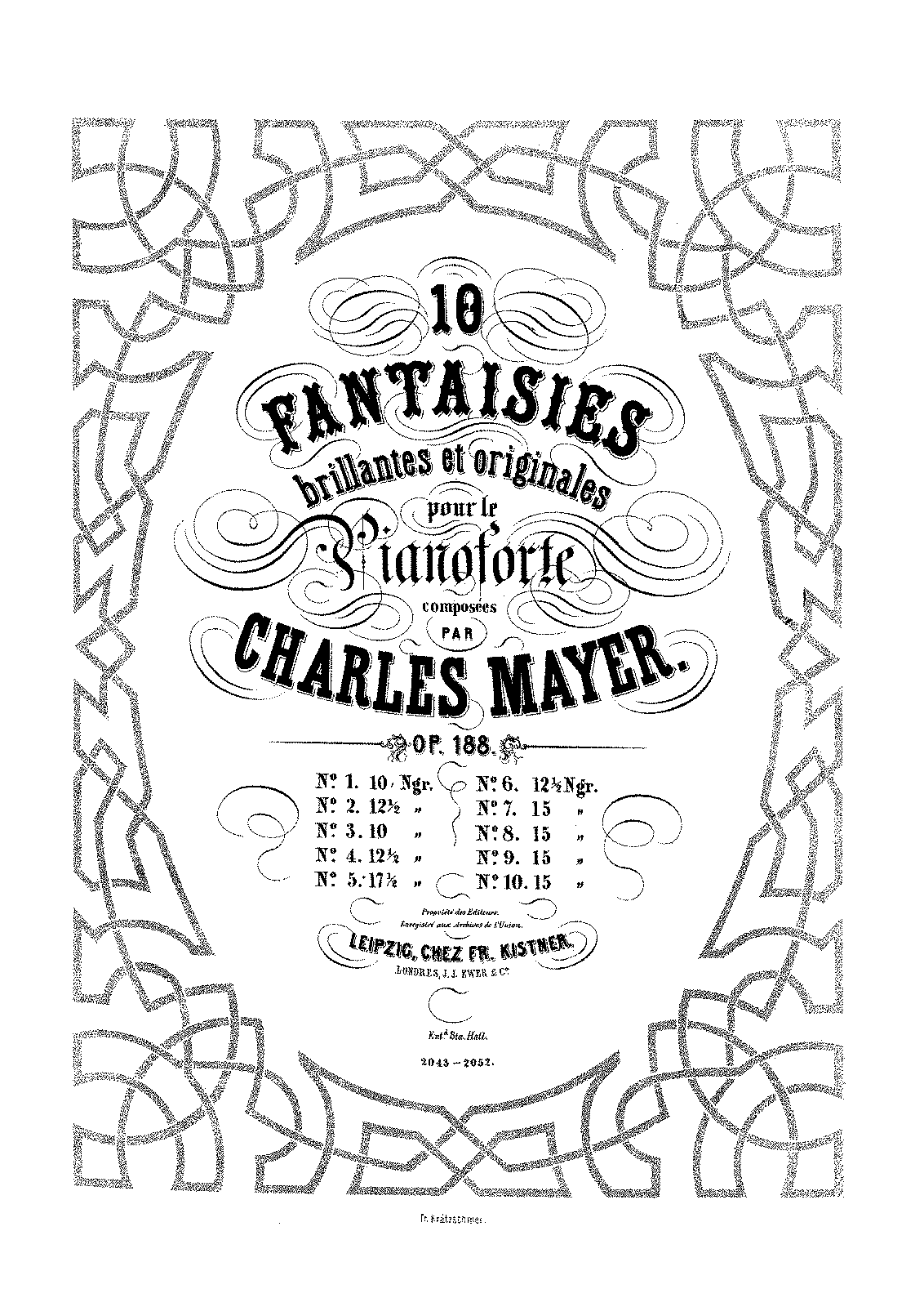 PMLP577606-Mayer - 188 10 Fantaisie Brillantes et Originales Op.188 No.1 - 1854.pdf