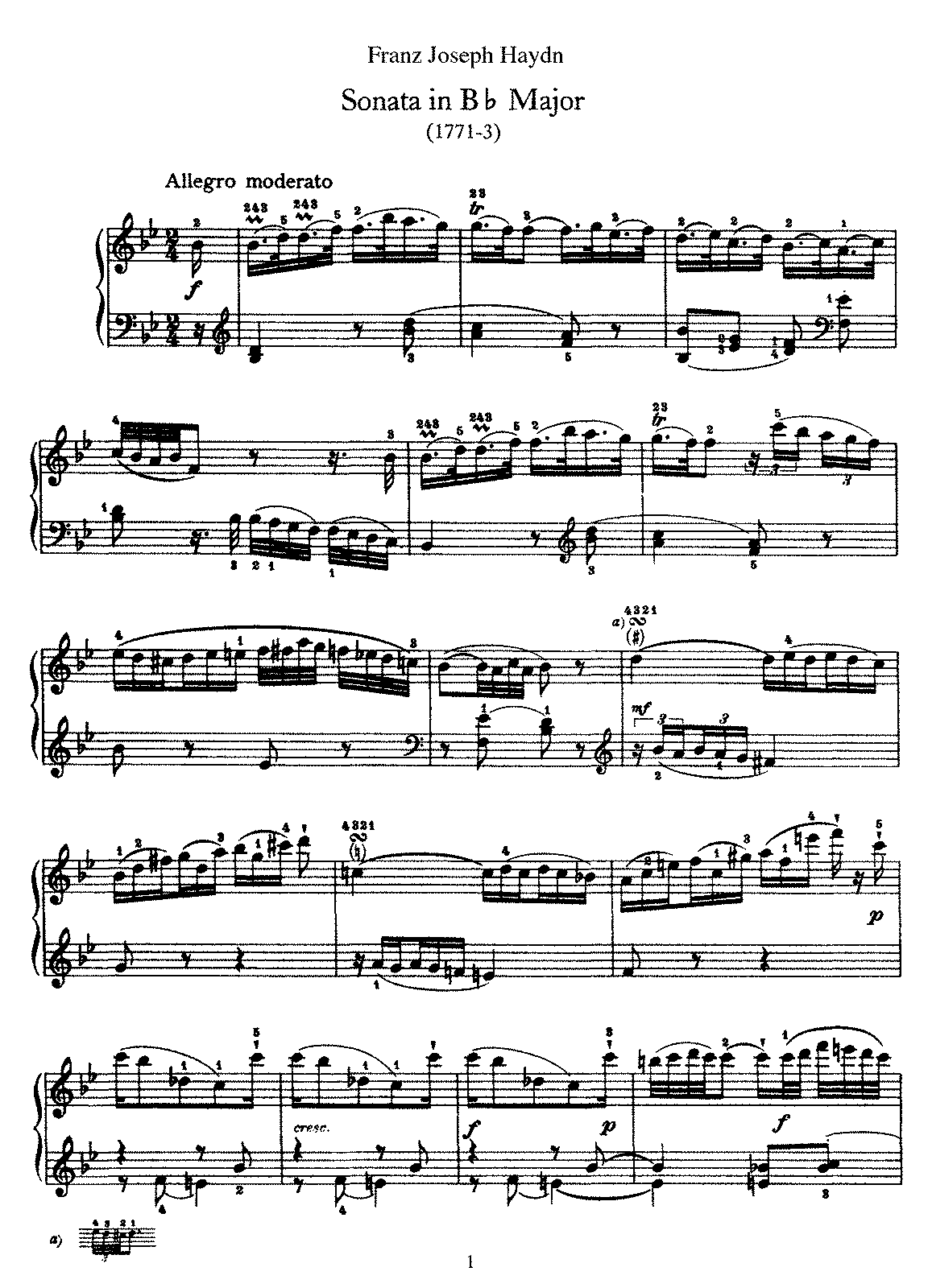 Haydn - Piano Sonata No 18 in Bb.pdf