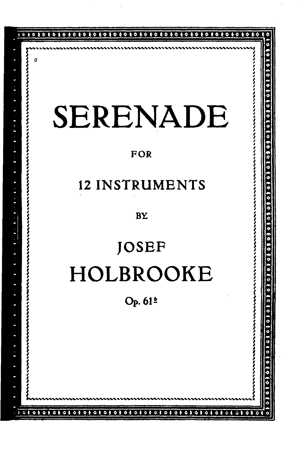 PMLP58238-Holbrooke - Serenade for 12 Instruments Op 61b.pdf