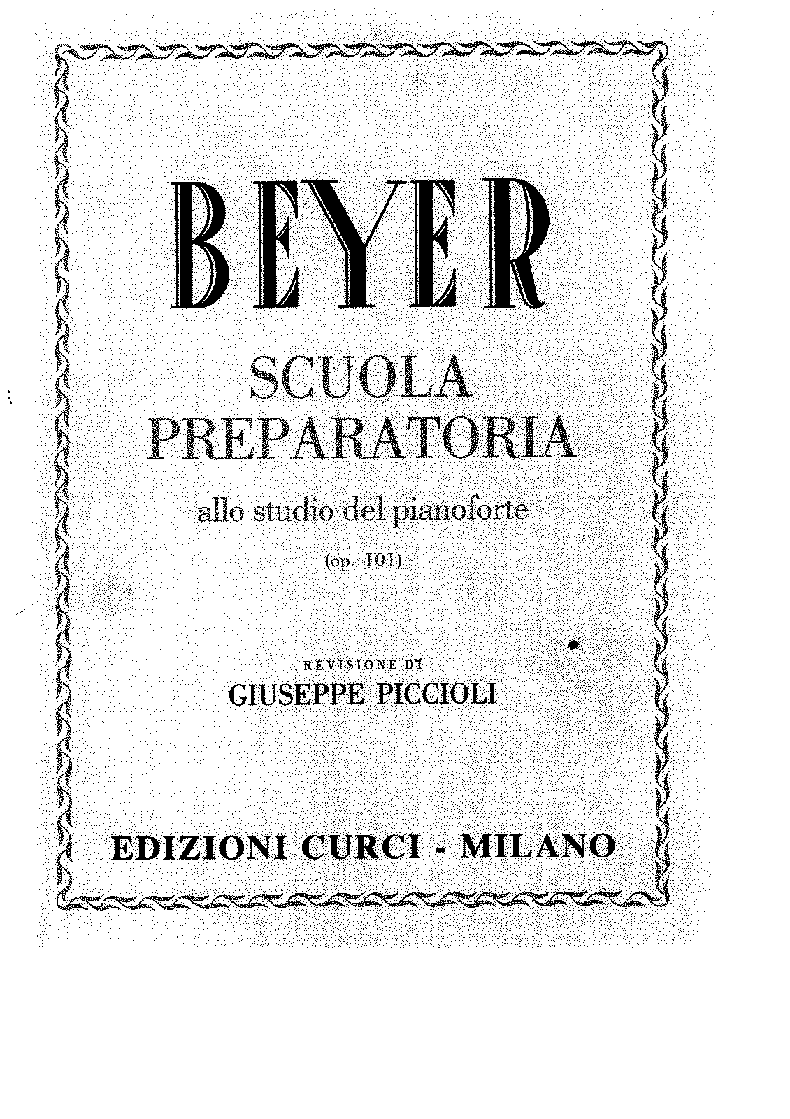 ferdinand beyer piano book pdf