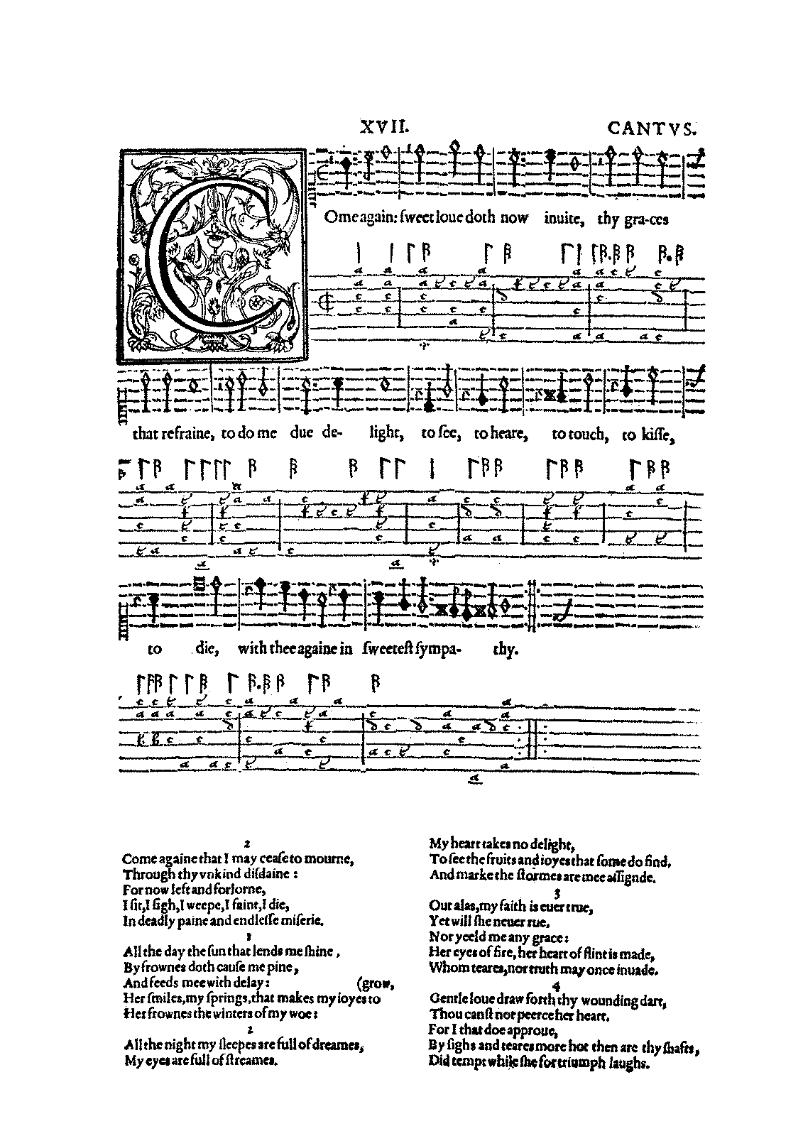PMLP66979-Dowland, John, The Firste Booke of Songes, FE Come again.pdf