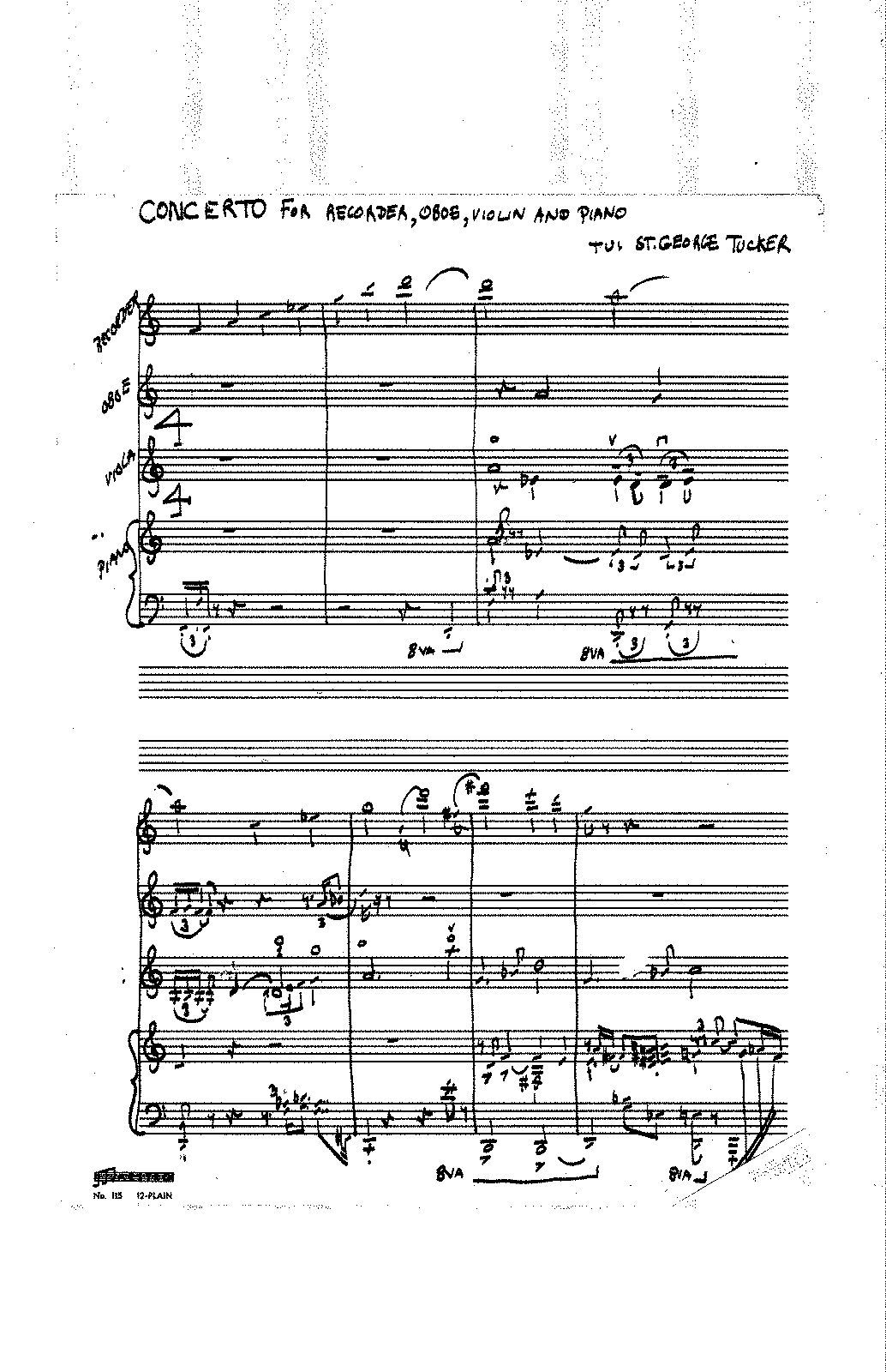 CONCERTO FOR RECORDER, OBOE, VIOLIN & PIANO.pdf