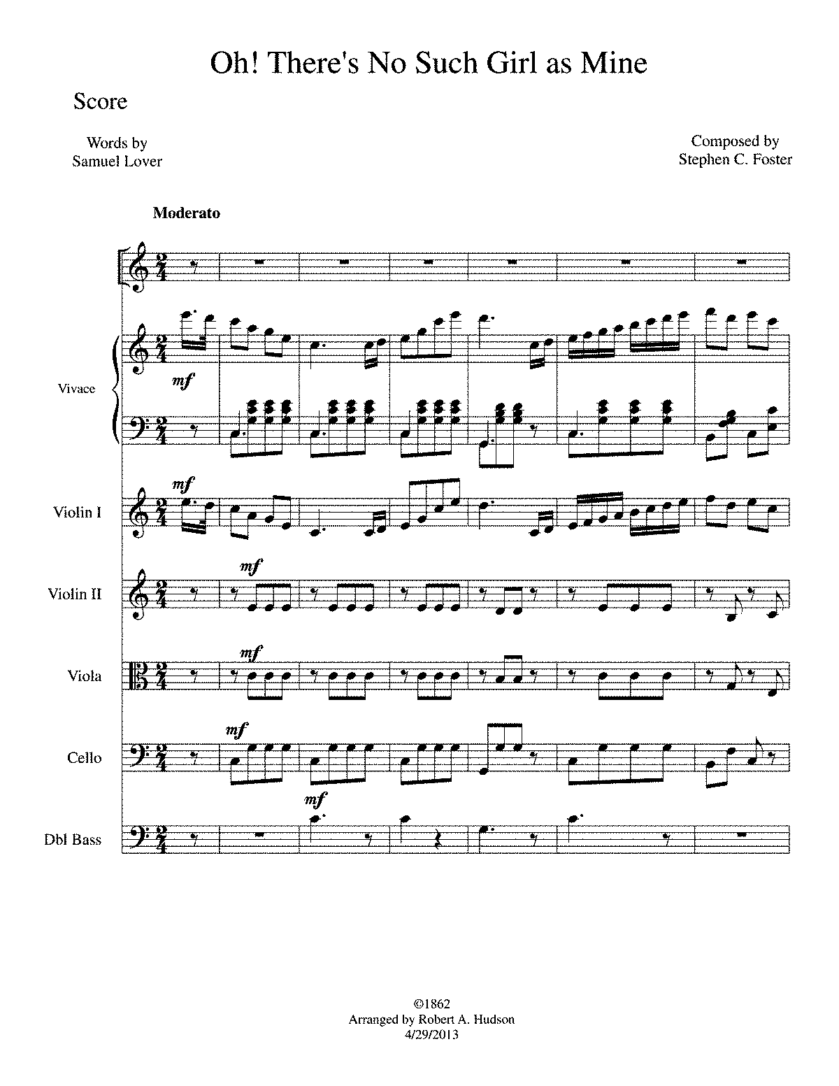 PMLP388045-Oh Theres No Such Girl as Mine Conductors Score.pdf