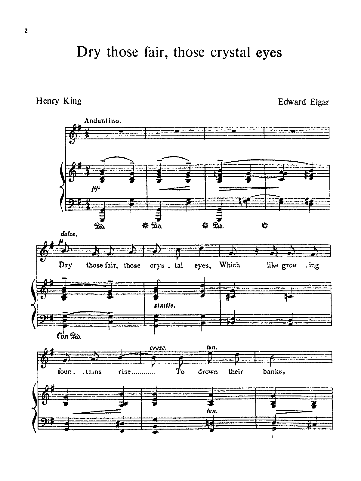 PMLP118000-Elgar - Dry those fair those crystal eyes (voice and piano).pdf