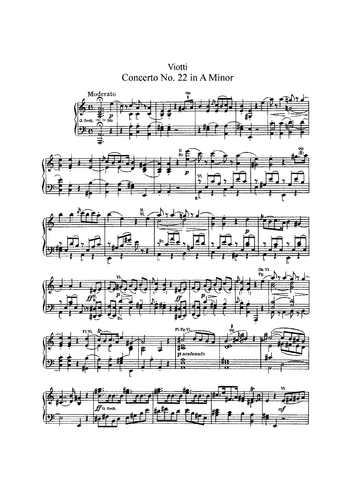 Viotti Violin Concerto No 22 A-Minor.pdf