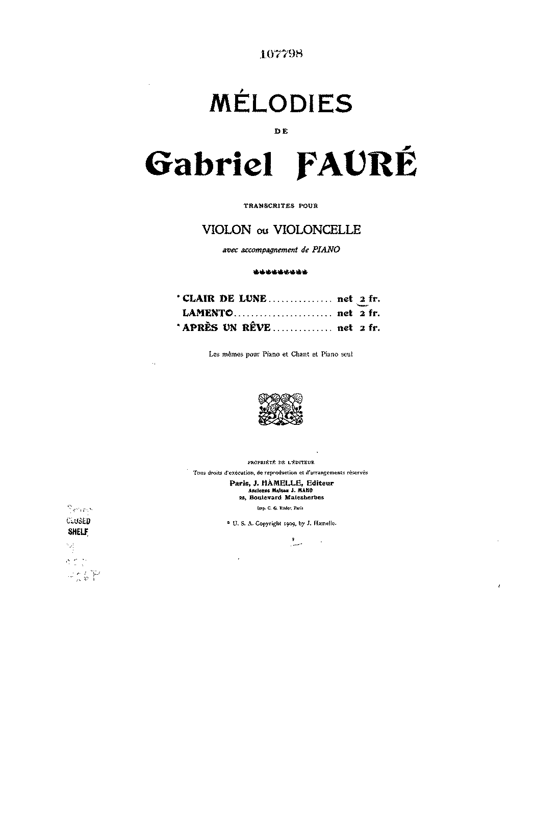 PMLP54710-Faure - Clair de lune for Violin Cello and Piano Op46 (Perilhou) score.pdf