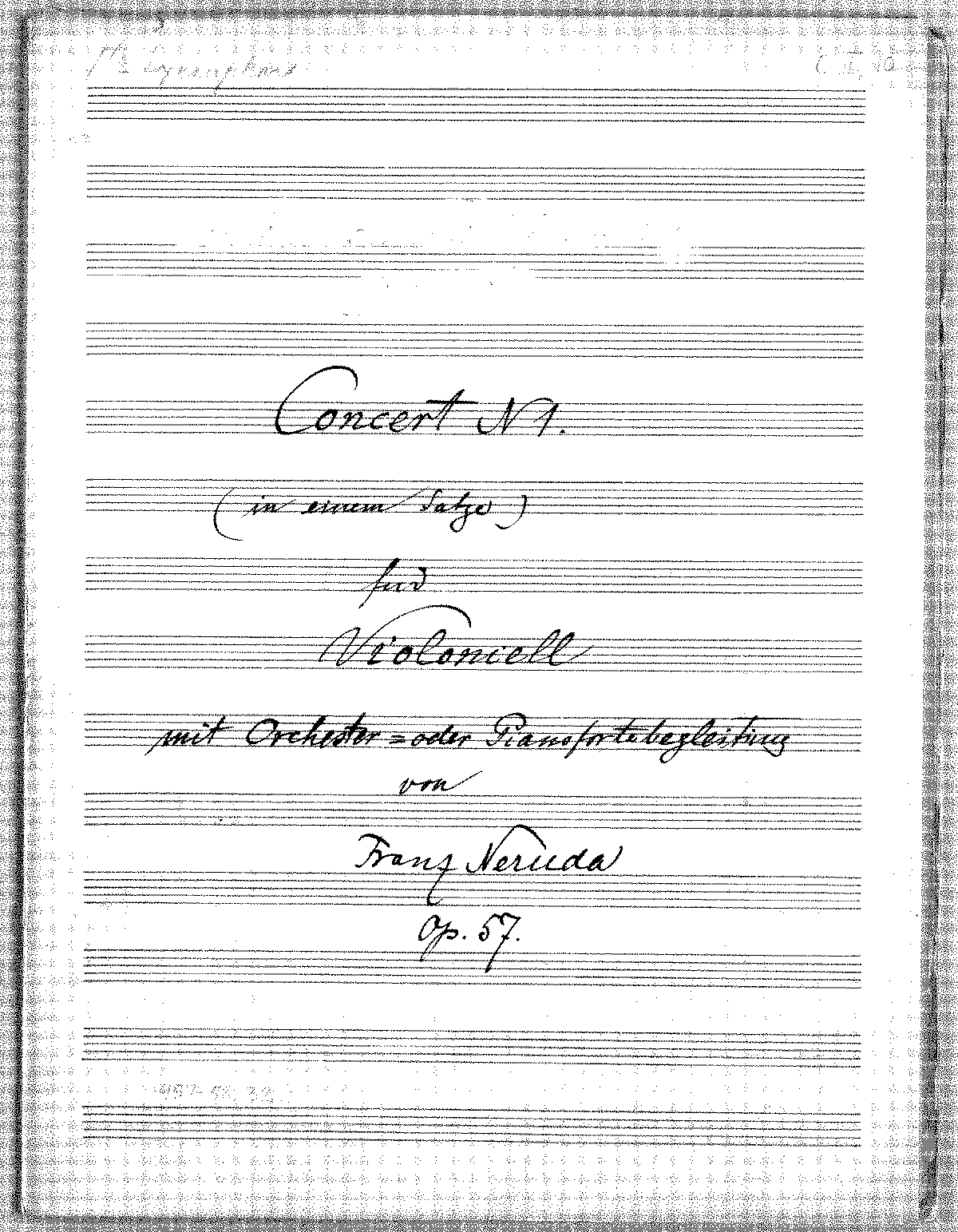 Neruda, Franz Cello Concert No.1 in E Op57kp1-m.pdf