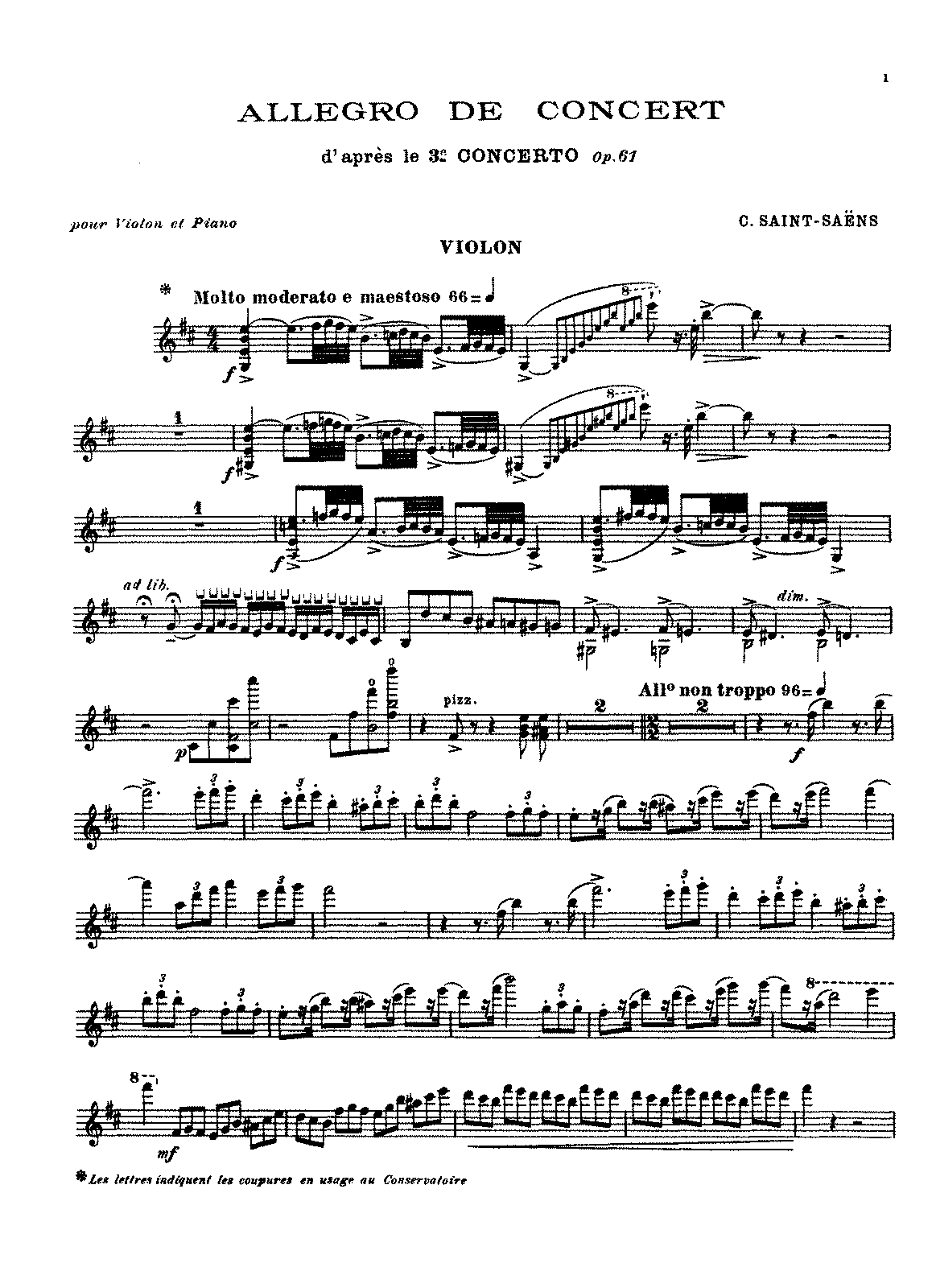 PMLP68990-Saint-Saëns - Allegro de Concert (violin and piano).pdf