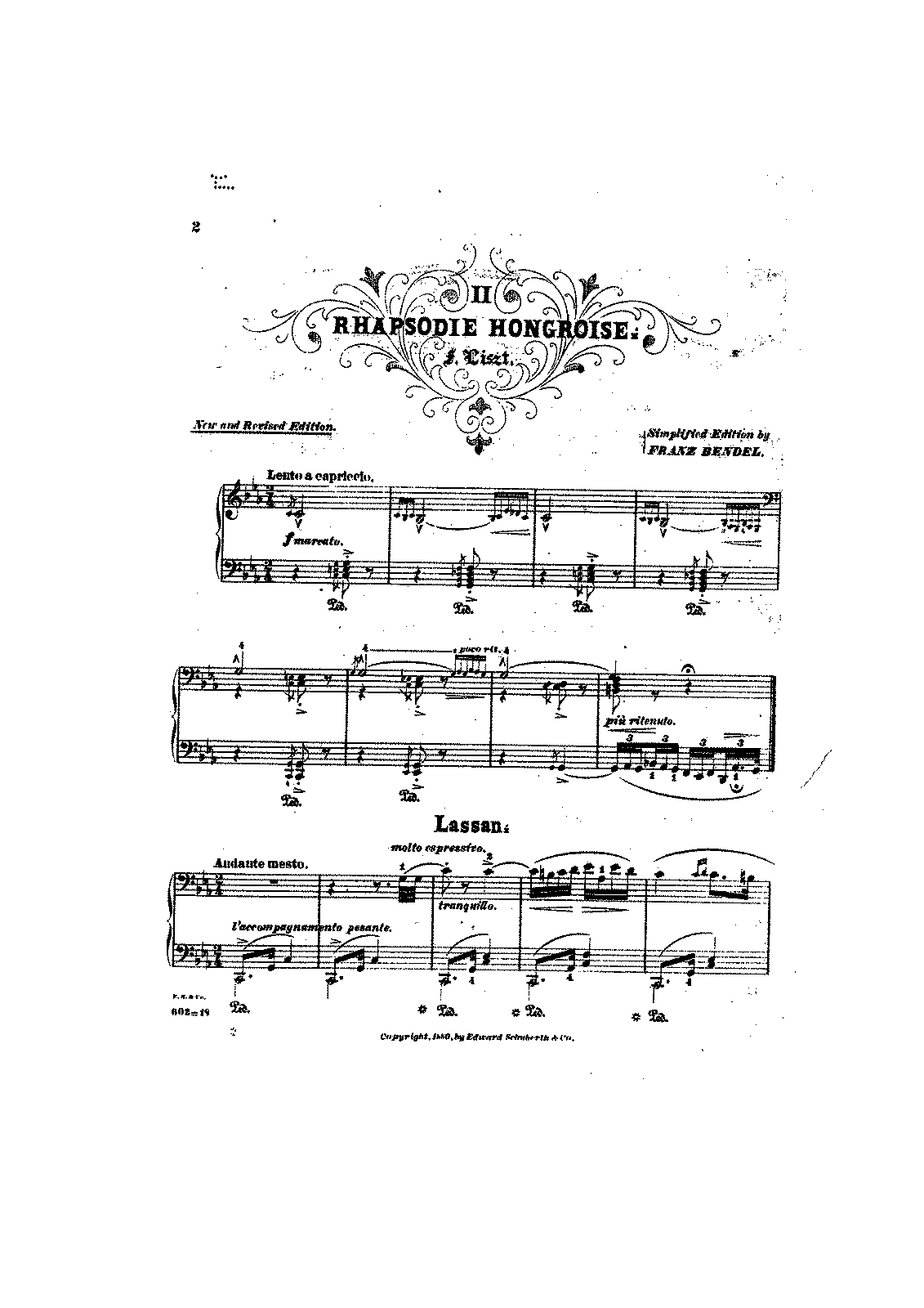 Liszt S.244 Hungarian Rhapsodie No.02 simplified by Bendel.pdf