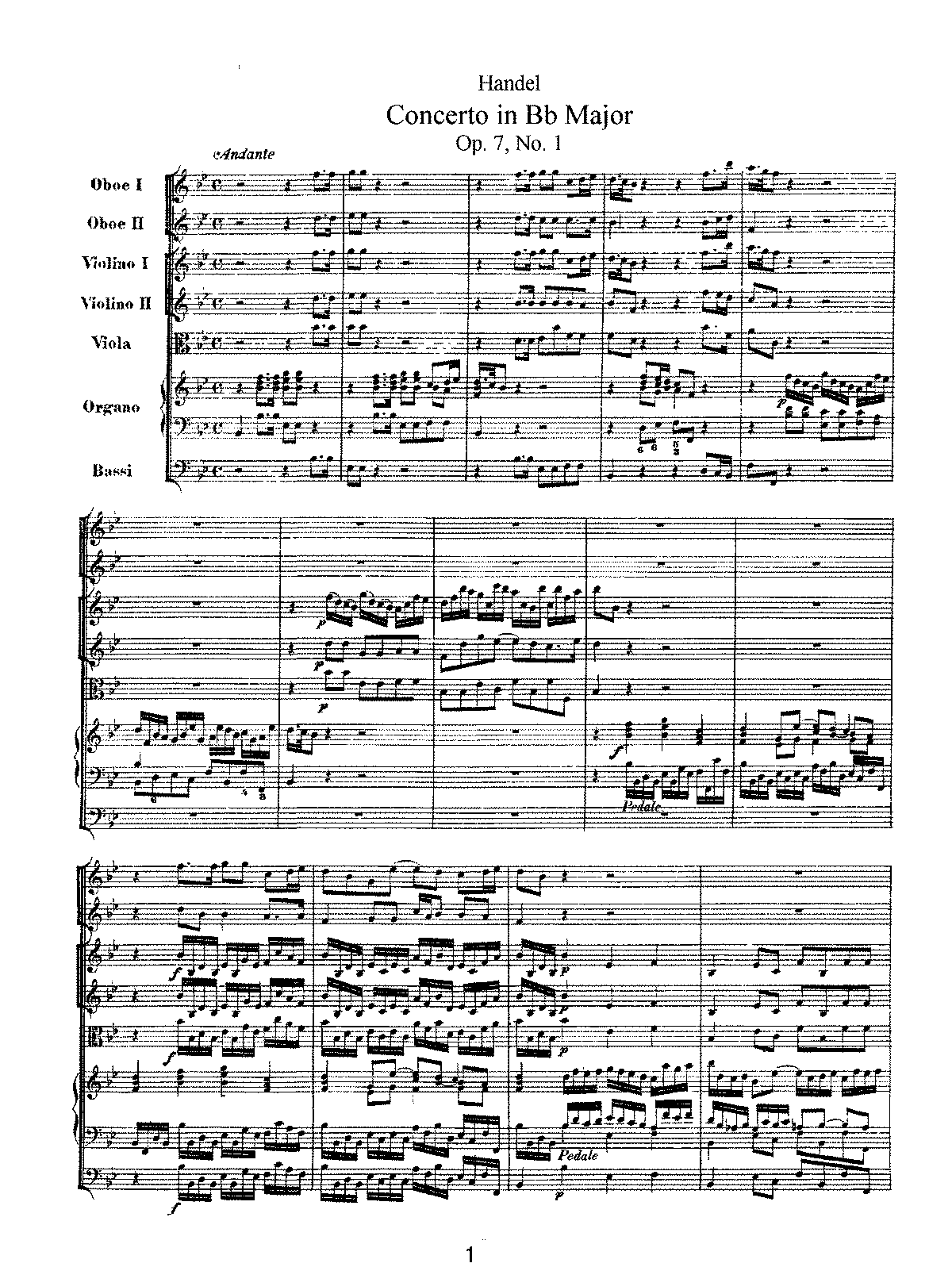 Handel - Concerto in Bb major, Op.7 No.1.pdf