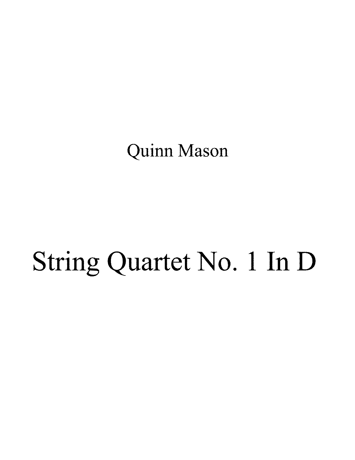PMLP211555-String Quartet No 1 In D.pdf