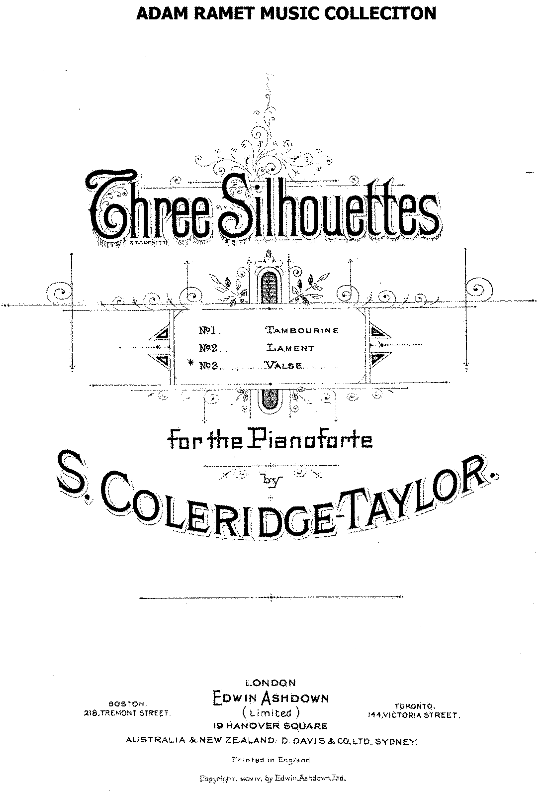 PMLP279447-COLERIDGE TAYLOR 3 Silhouettes for piano Op.38.pdf
