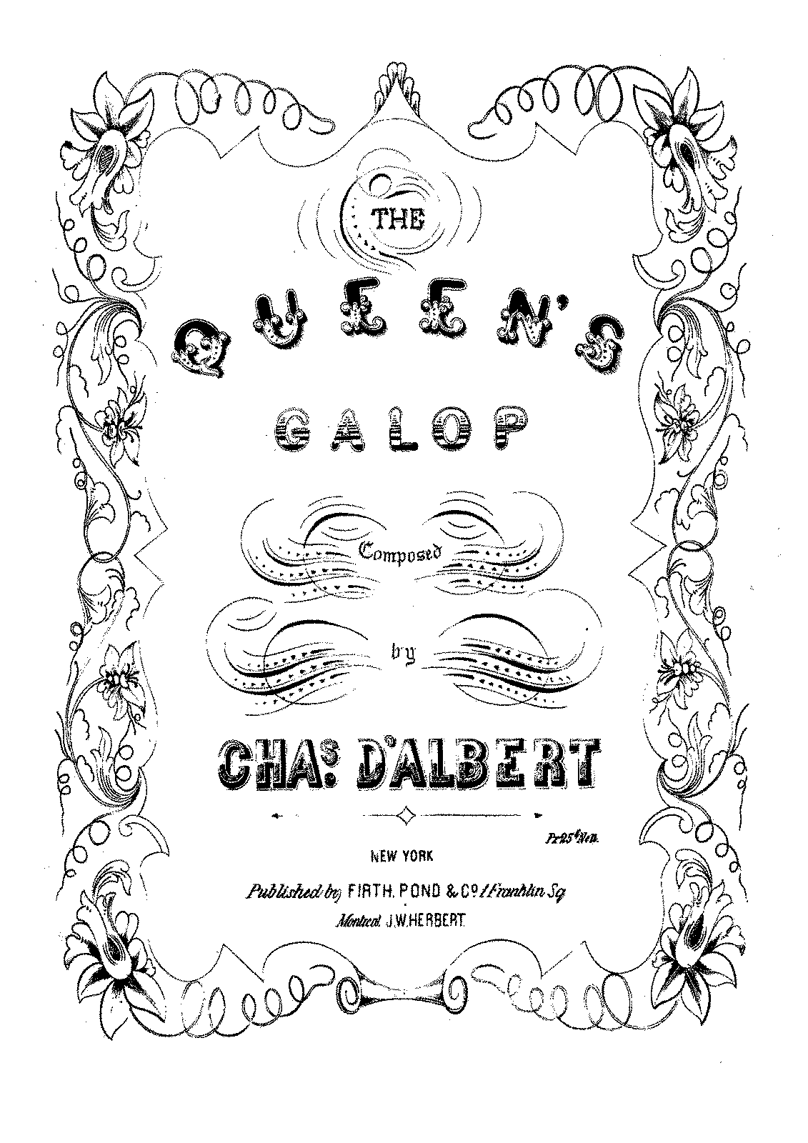 PMLP342530-Albert, Charles Louis Napoleon d' - 1809-1886 - The Queen's Galop - Firth Pond & Co..pdf