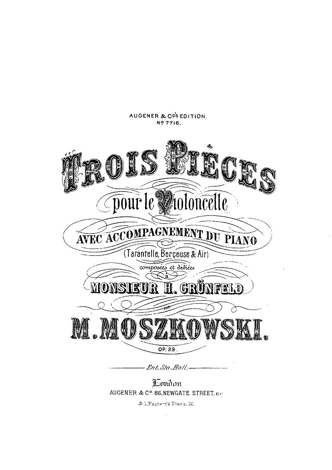 Moszkowski - Op.29 - 3 Pieces for Cello and Piano.pdf