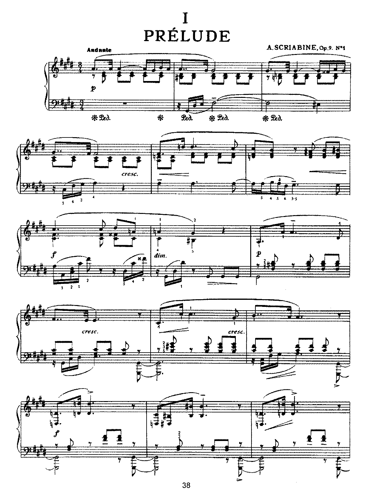 Scriabin - Op.9 - Prelude and Nocturne for the LH.pdf
