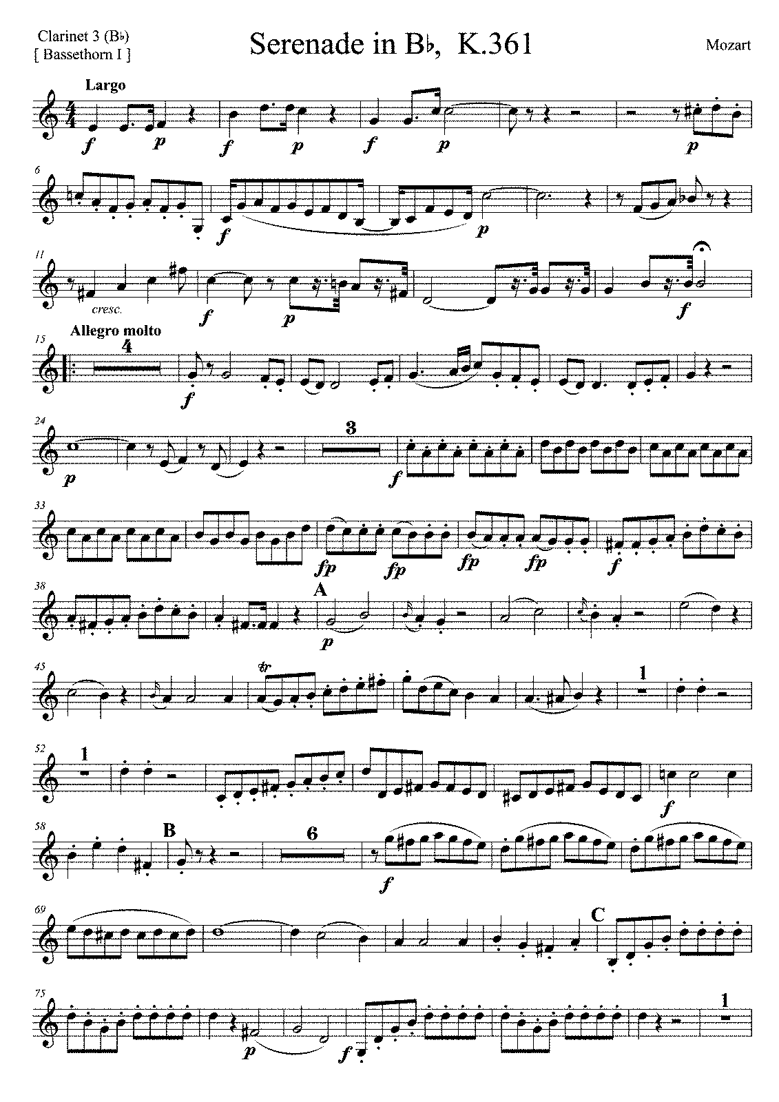 PMLP40431-Mozart Serenade K361 Clarinet alternatives for Bassethorns.pdf