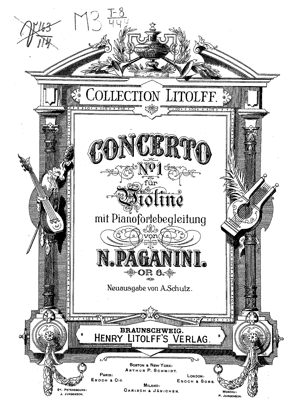 PMLP30286-Paganini - Concerto No1 Op6 (Schulz) for violin and piano pno.pdf
