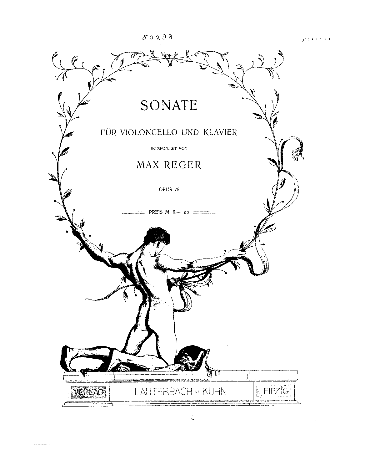 PMLP98043-Reger - Cello Sonata No3 Op78 in F major score.pdf