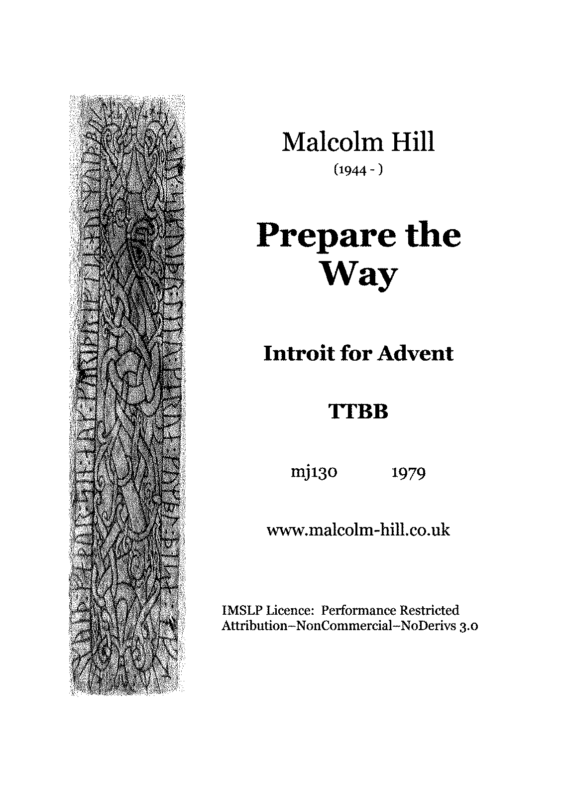 PMLP637781-Prepare the Way (Introit TTBB), mj130 (Hill, Malcolm).pdf
