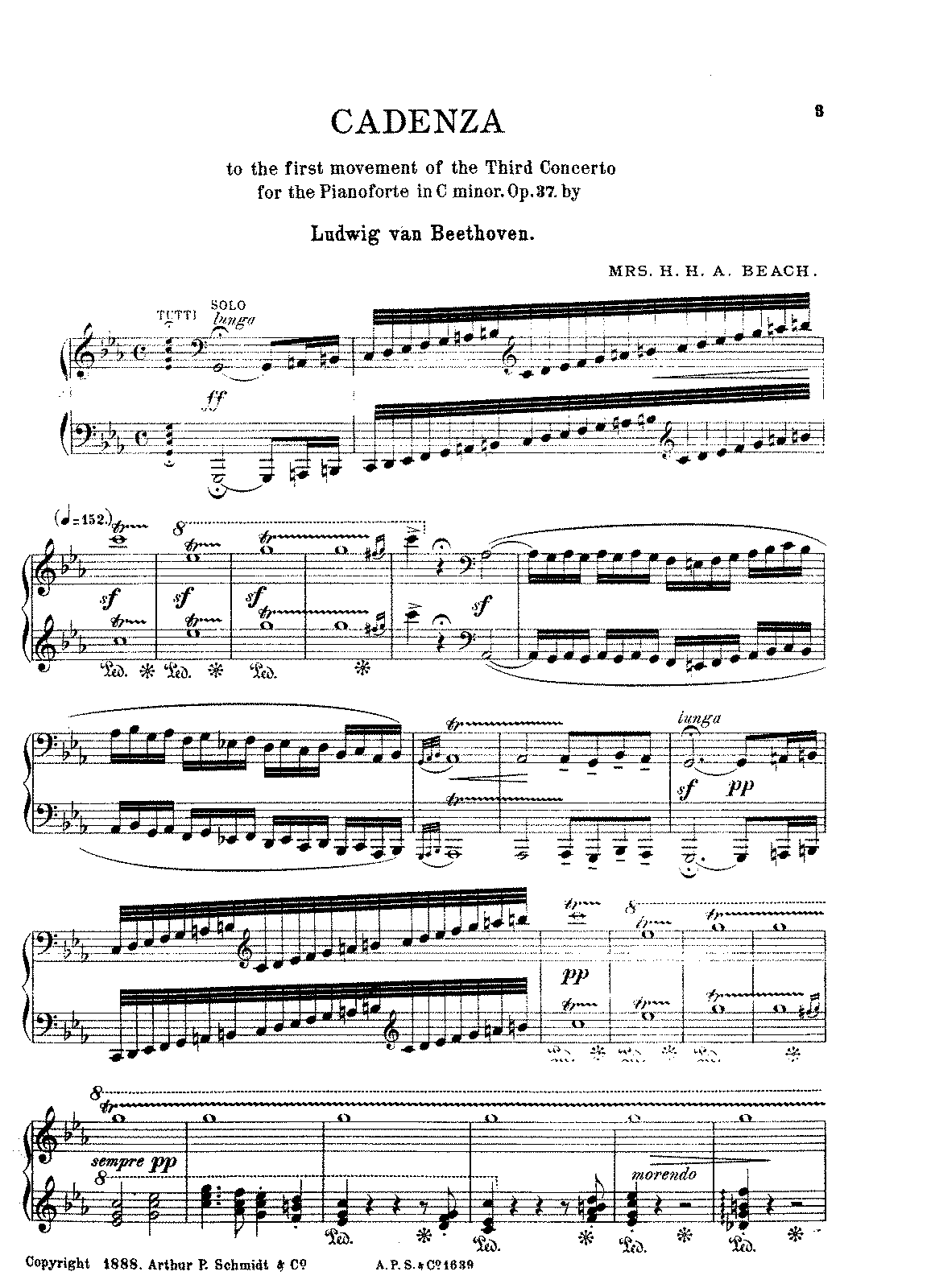 PMLP64330-Beach - Cadenza to Beethoven Piano Concerto No. 3, Op. 37.pdf