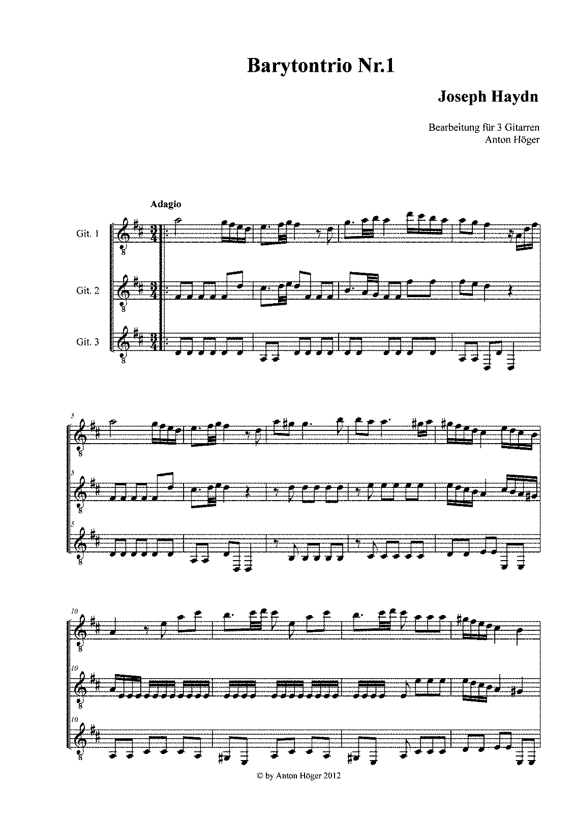PMLP26273-Haydn, Joseph - Baryton Trio No.1 in A major, Hob.XI,1.pdf